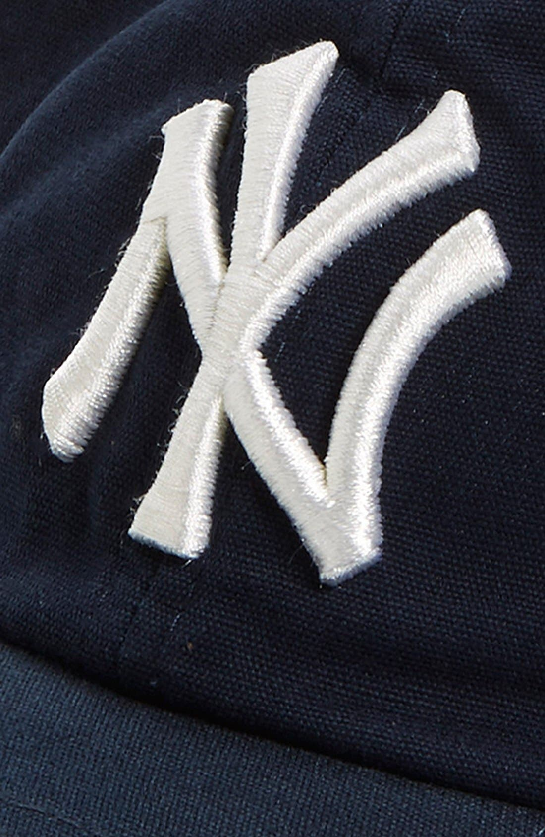 Alternate Image 2  - New Era Cap 'New York Yankees' Baseball Cap