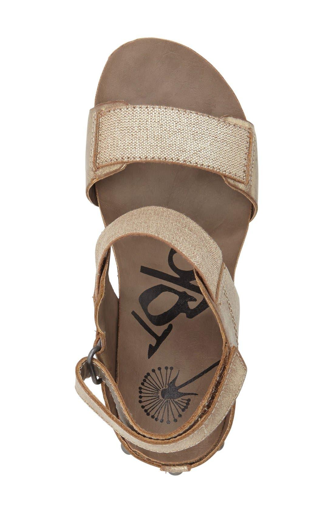 Alternate Image 3  - OTBT 'Trailblazer' Wedge Sandal (Women)