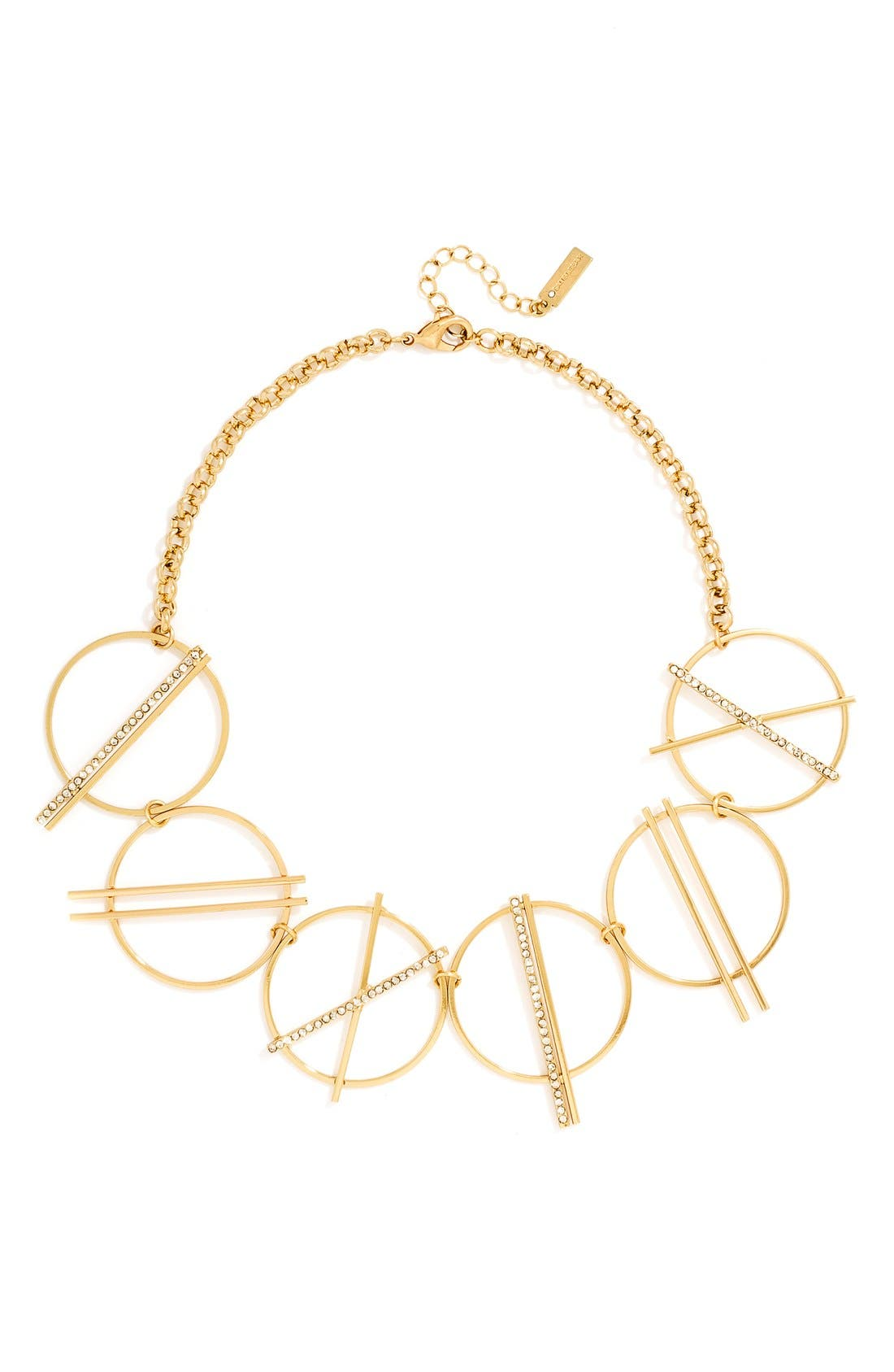 Main Image - BaubleBar 'Signs' Collar Necklace