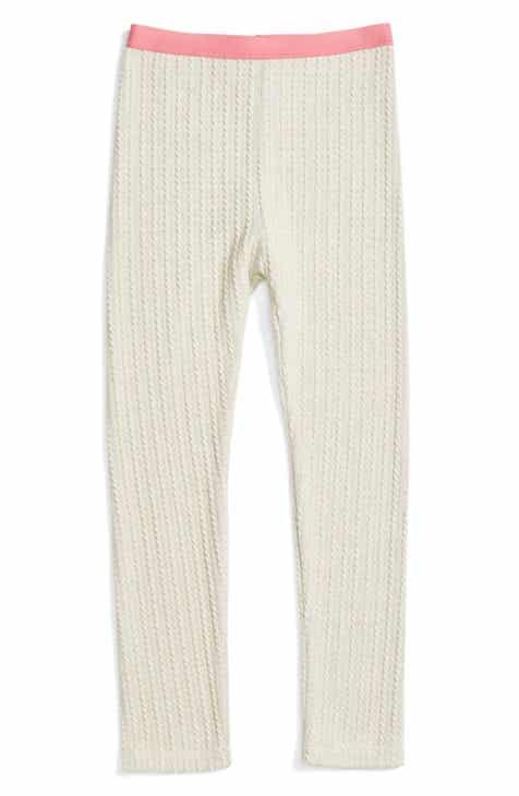 9334d30db9023 Tucker + Tate Cable Knit Leggings (Toddler Girls, Little Girls & Big Girls)