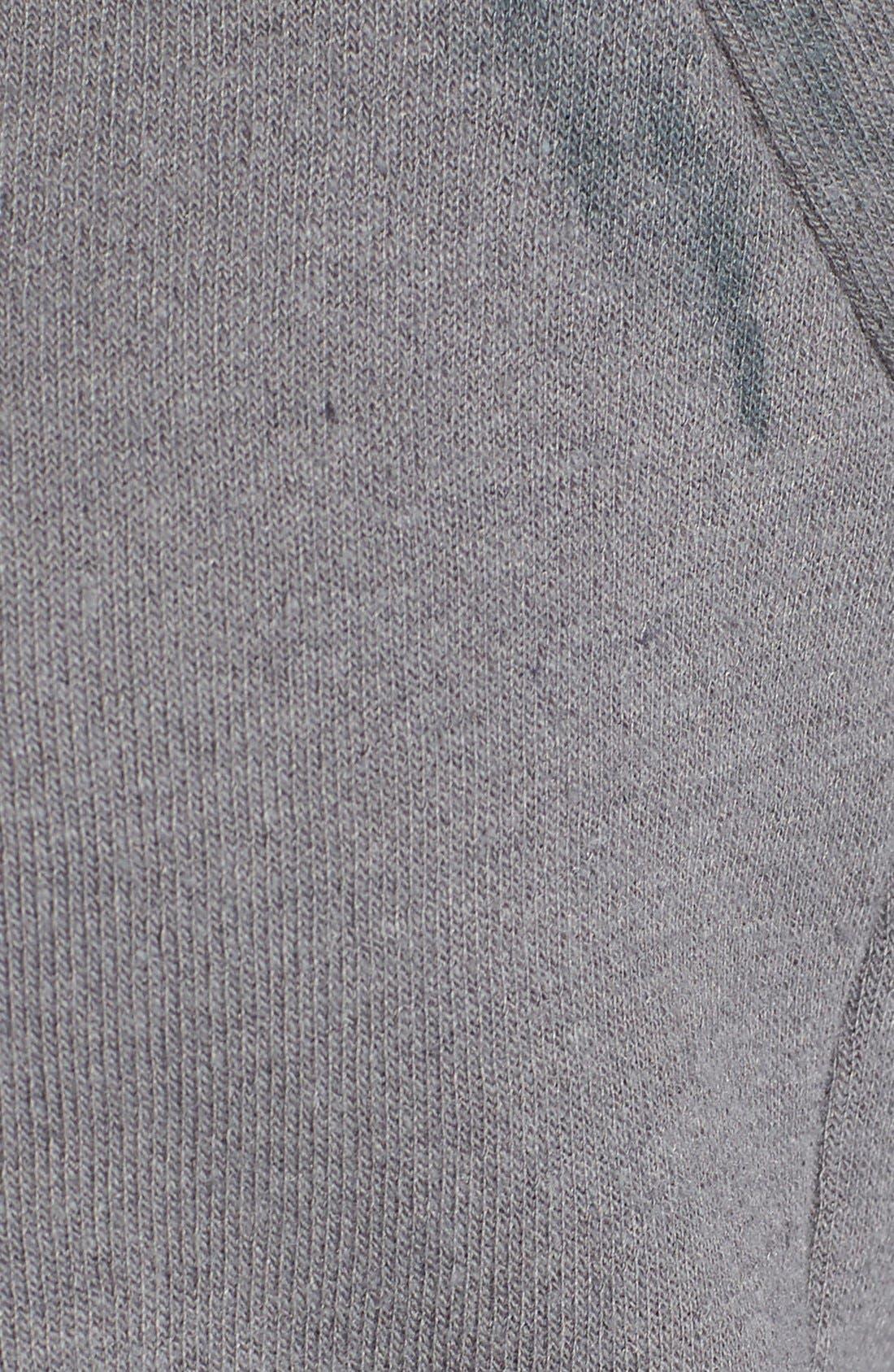 Alternate Image 5  - Alo 'Abree' Crop Fleece Hoodie
