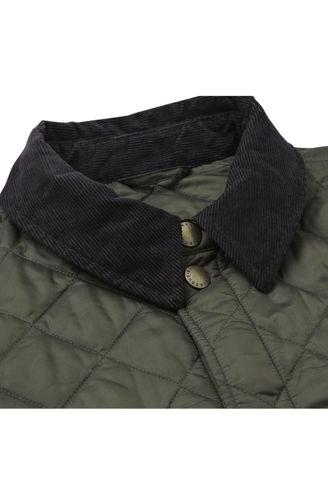Alternate Image 7  - Barbour 'Tinford' Regular Fit Quilted Jacket