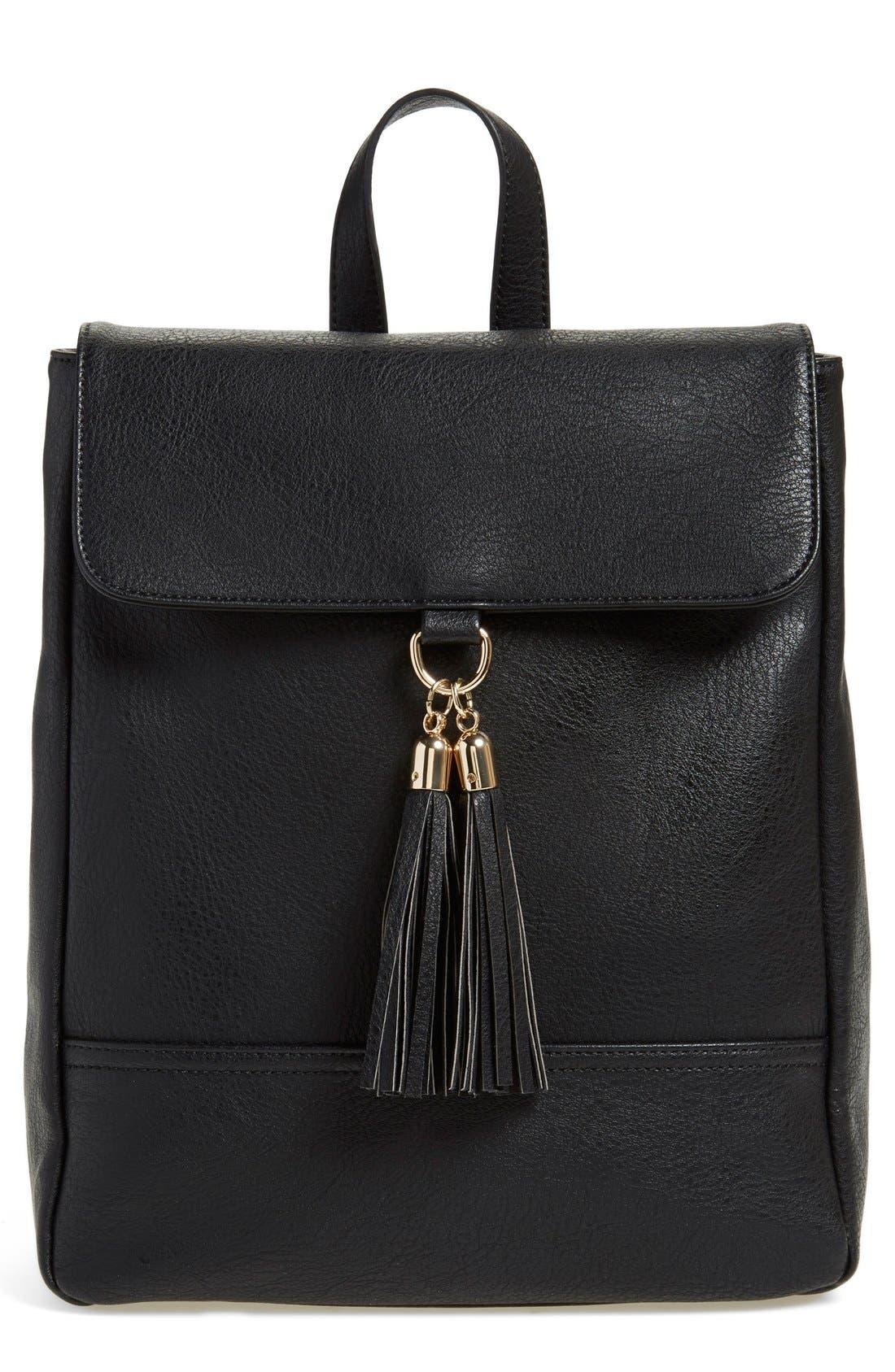 Alternate Image 1 Selected - Sole Society 'Ellie' Backpack