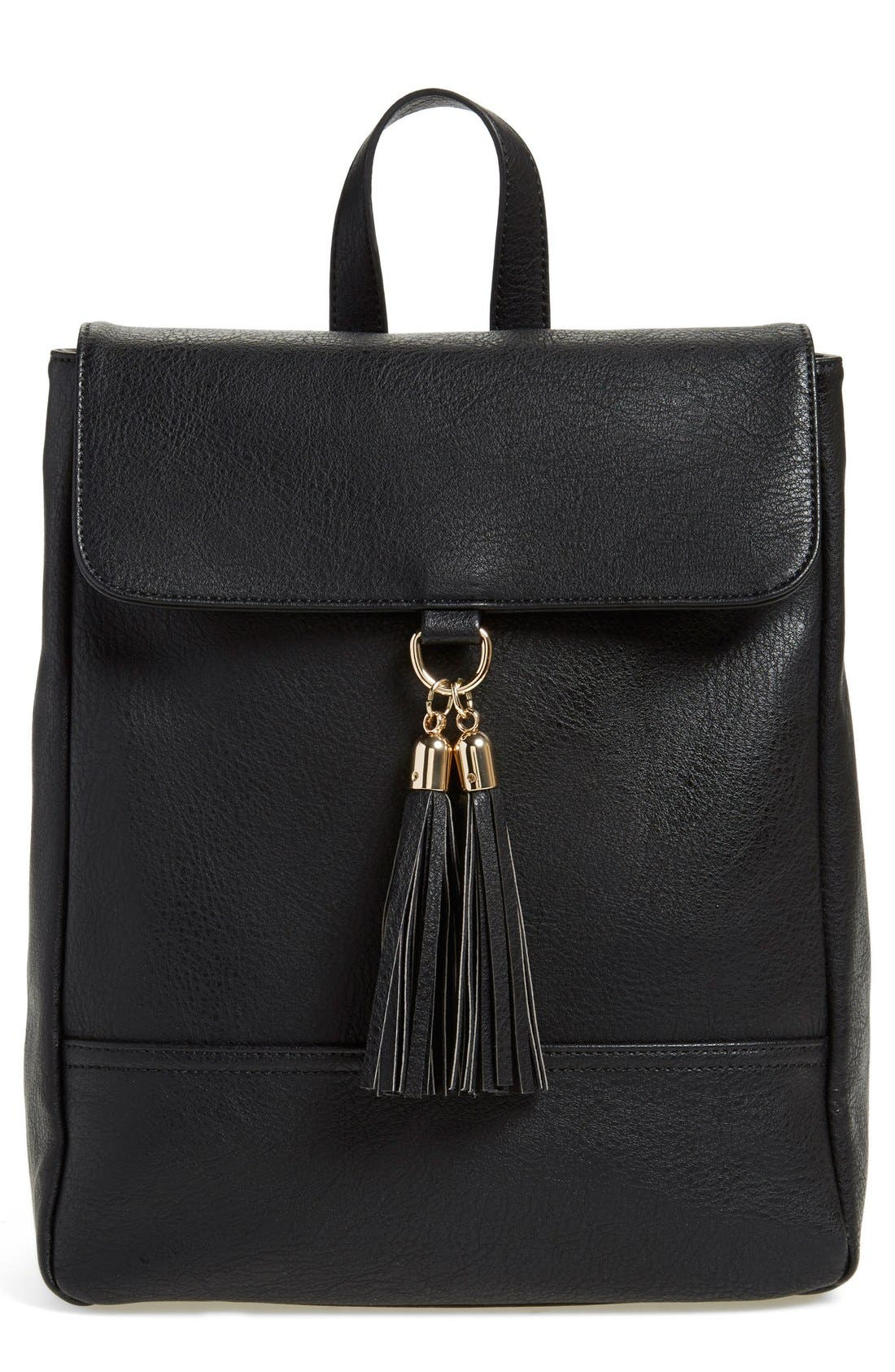 Main Image - Sole Society 'Ellie' Backpack