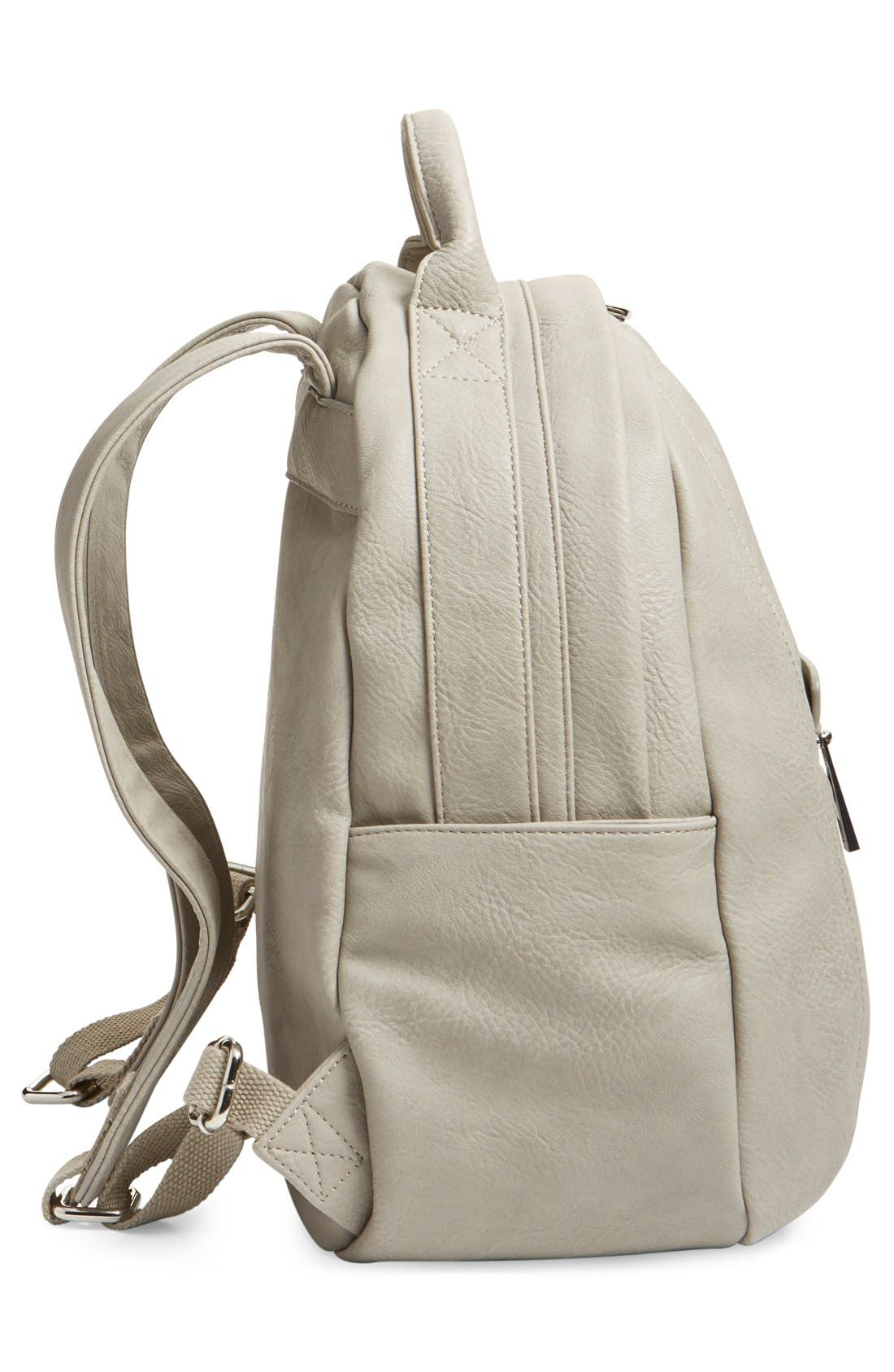 Alternate Image 5  - BP. Faux Leather Backpack