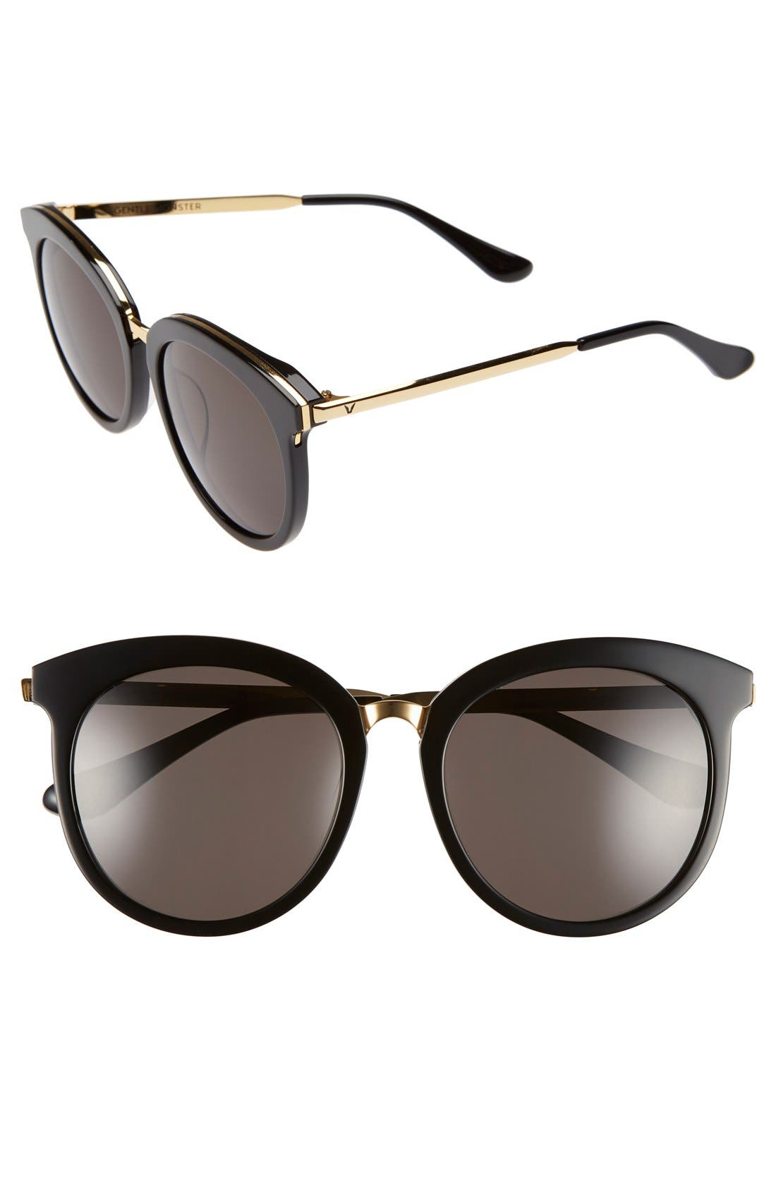 Alternate Image 1 Selected - Gentle Monster 56mm Round Sunglasses
