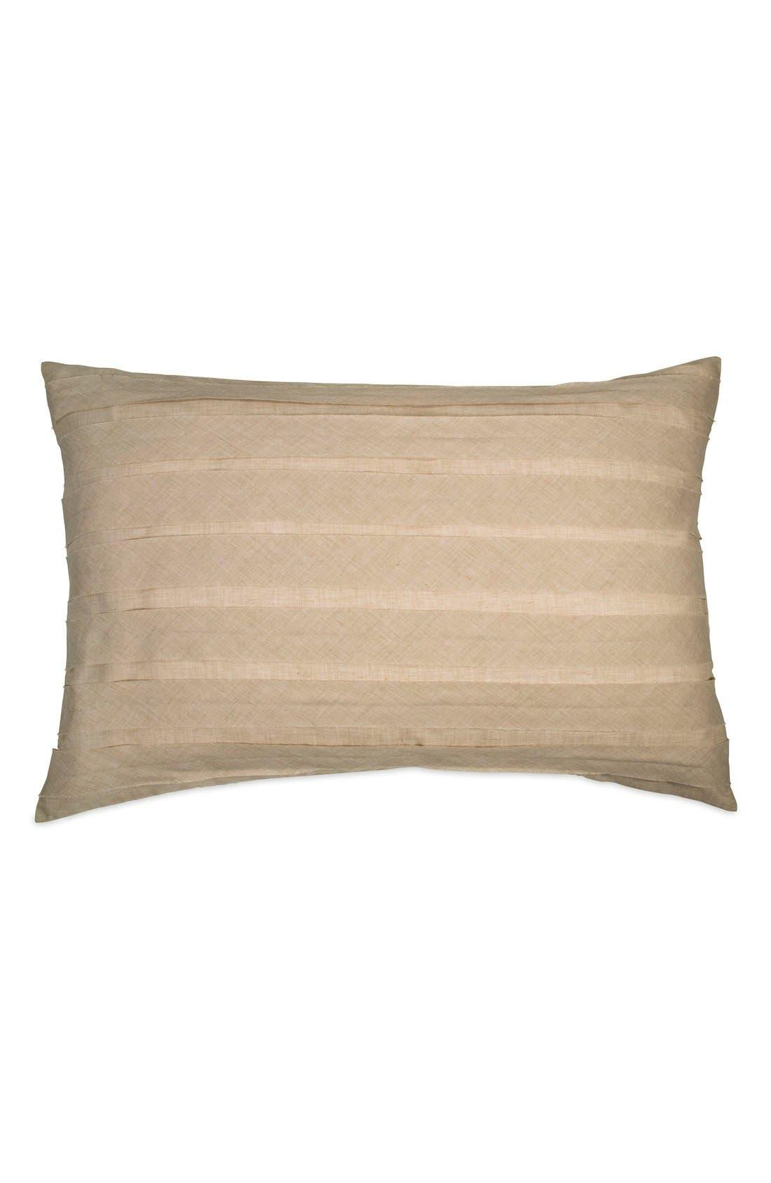 'Loft Stripe' Sham,                         Main,                         color, Linen