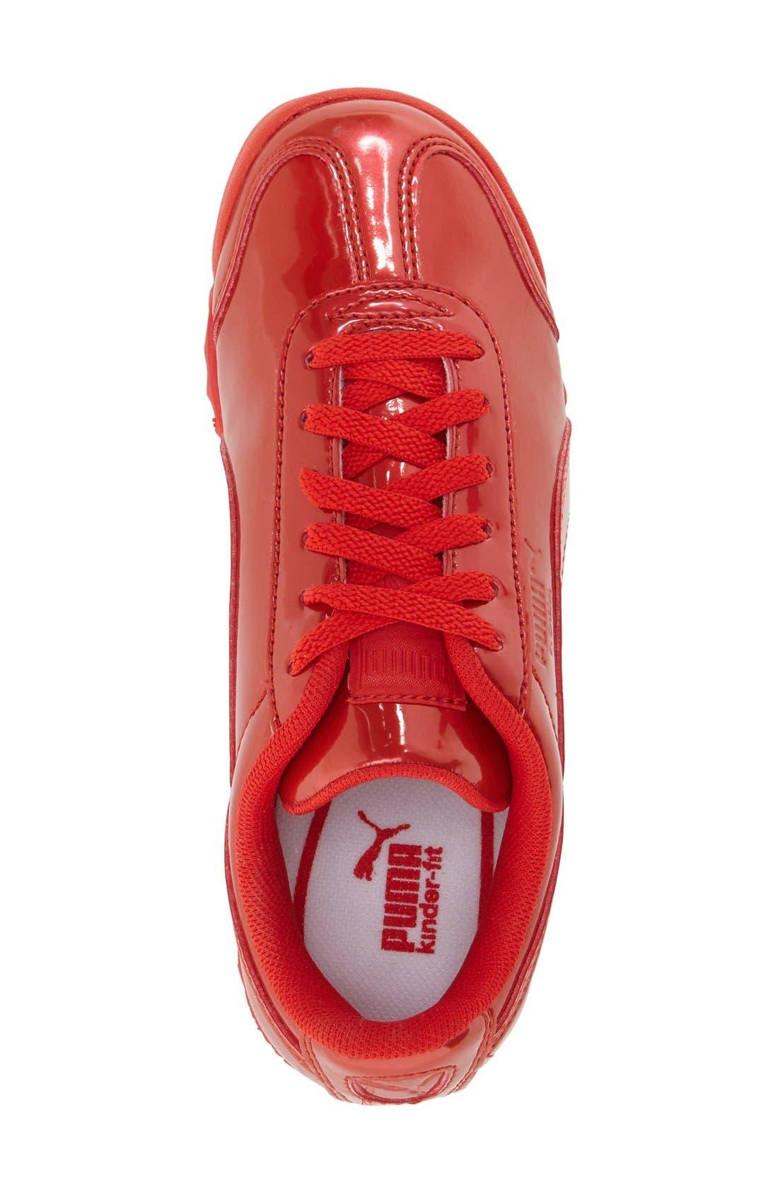 Alternate Image 3  - PUMA 'Roma' Sneaker (Toddler, Little Kid & Big Kid)