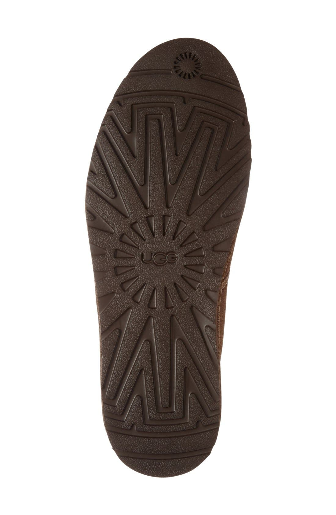 Alternate Image 4  - UGG® Cooke Slipper (Men)