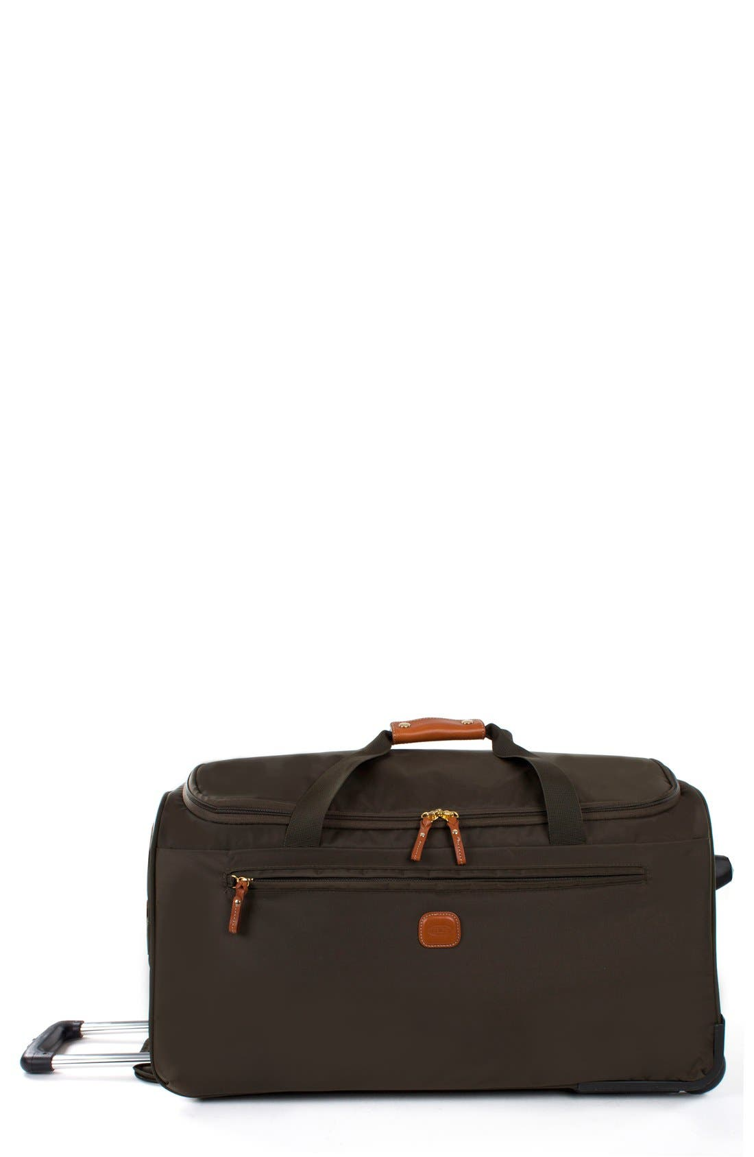 X-Bag 28-Inch Rolling Duffel Bag,                             Main thumbnail 1, color,                             Olive
