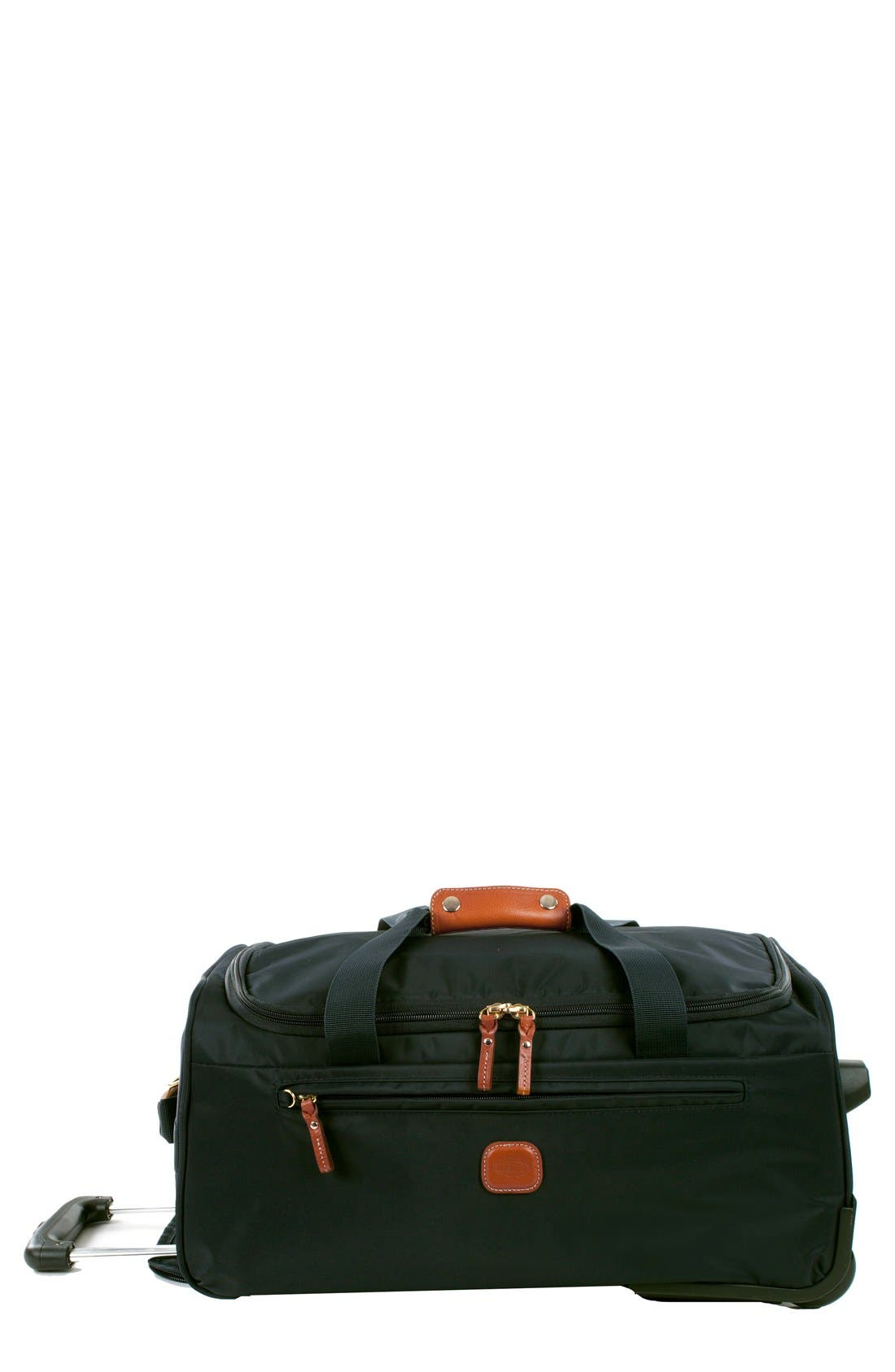 Main Image - Bric's X-Bag 21-Inch Rolling Carry-On Duffel Bag