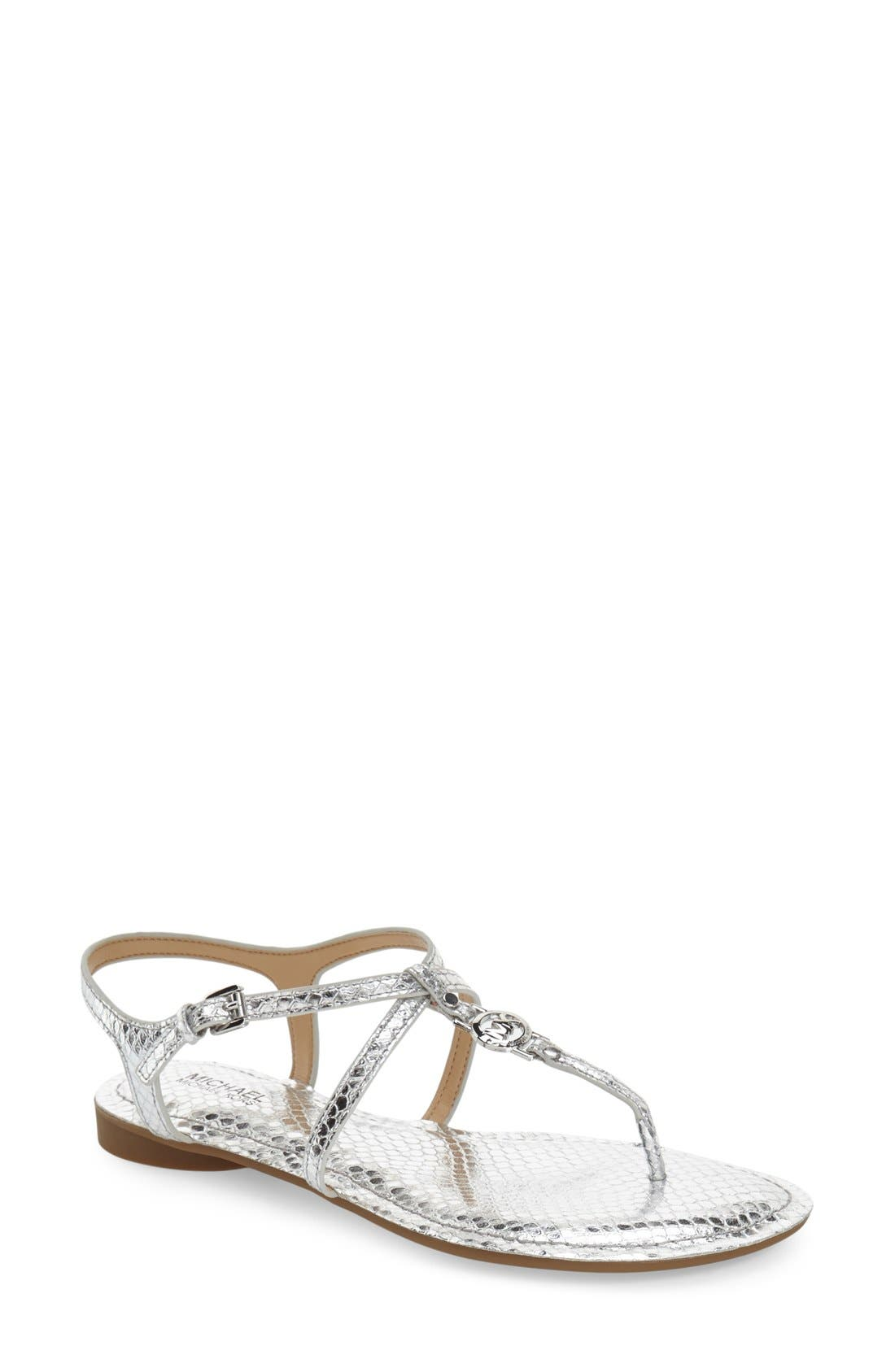 Alternate Image 1 Selected - MICHAEL Michael Kors 'Bethany' Sandal (Women)