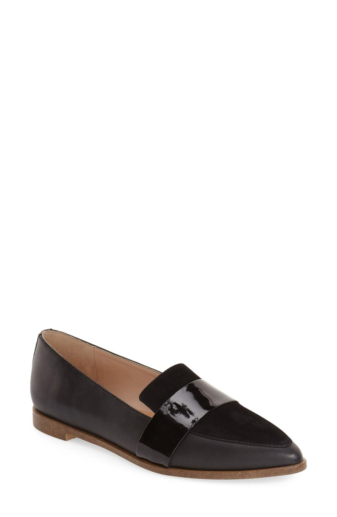 Dr. Scholl's 'Ashah' Pointed Toe Flat (Women)