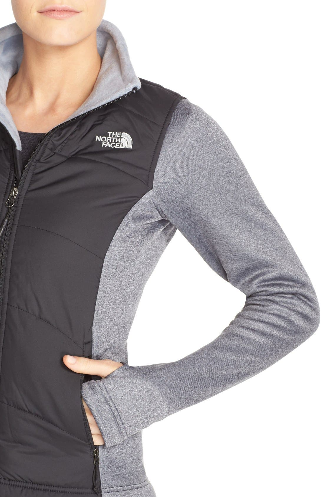 Alternate Image 4  - The North Face 'Agave Mash-Up' Water Repellent Jacket