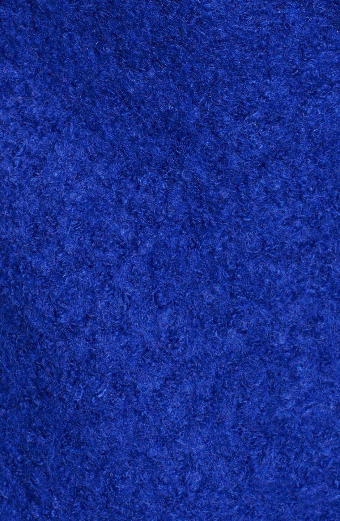 Alternate Image 5  - Tahari 'Tessa' Boiled Wool Blend Coat