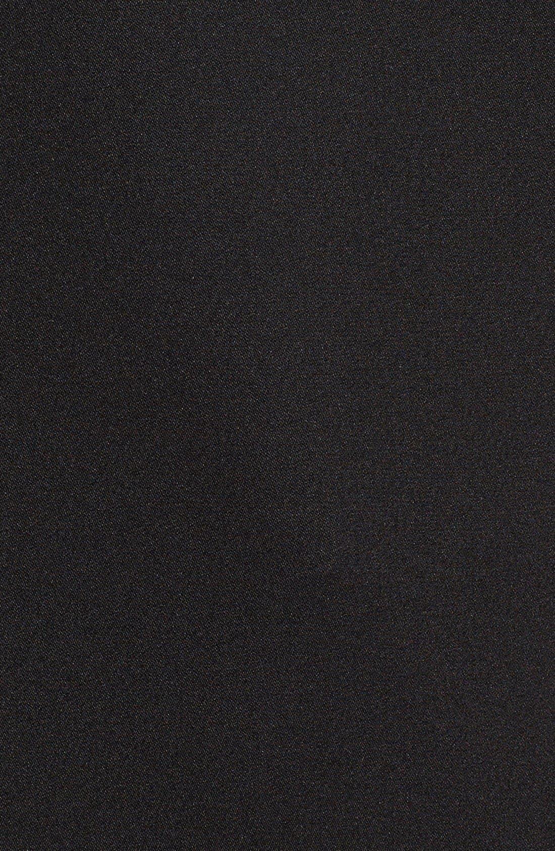 Alternate Image 5  - Classiques Entier® Stretch Silk V-Neck Tank (Regular & Petite)