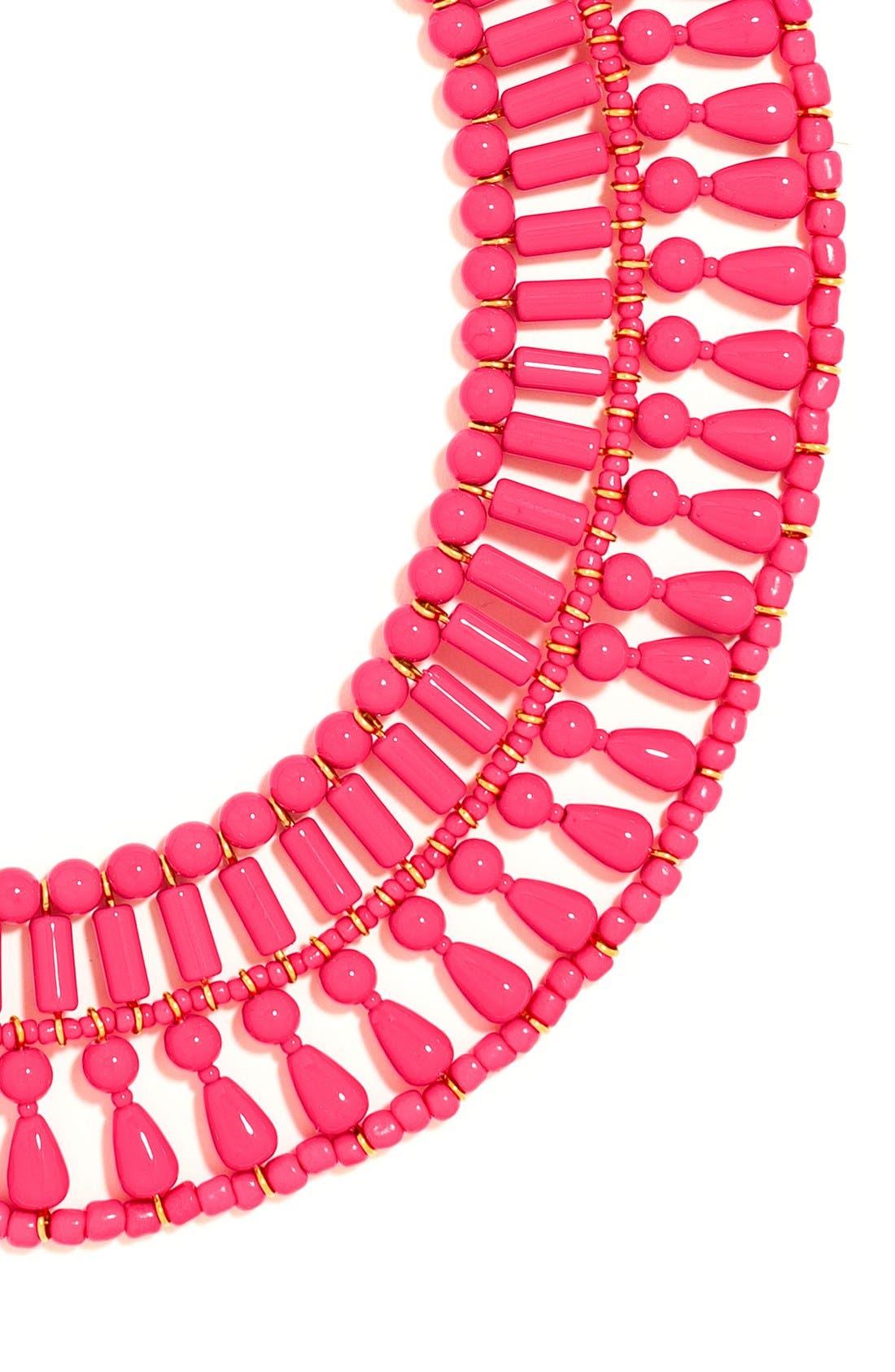 Alternate Image 3  - BaubleBar 'Riviera' Collar Necklace