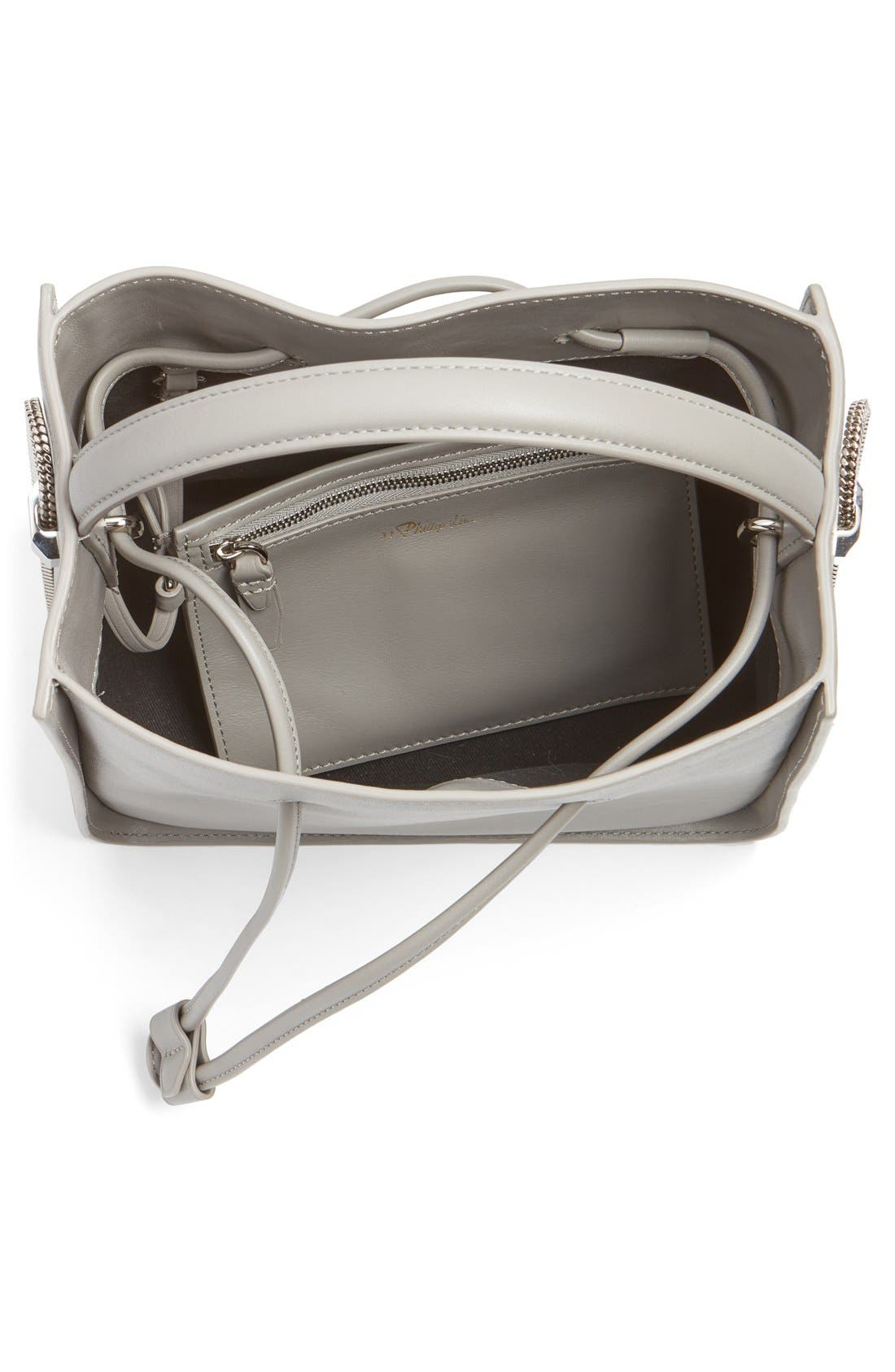 Alternate Image 3  - 3.1 Phillip Lim 'Small Soleil' Leather Bucket Bag