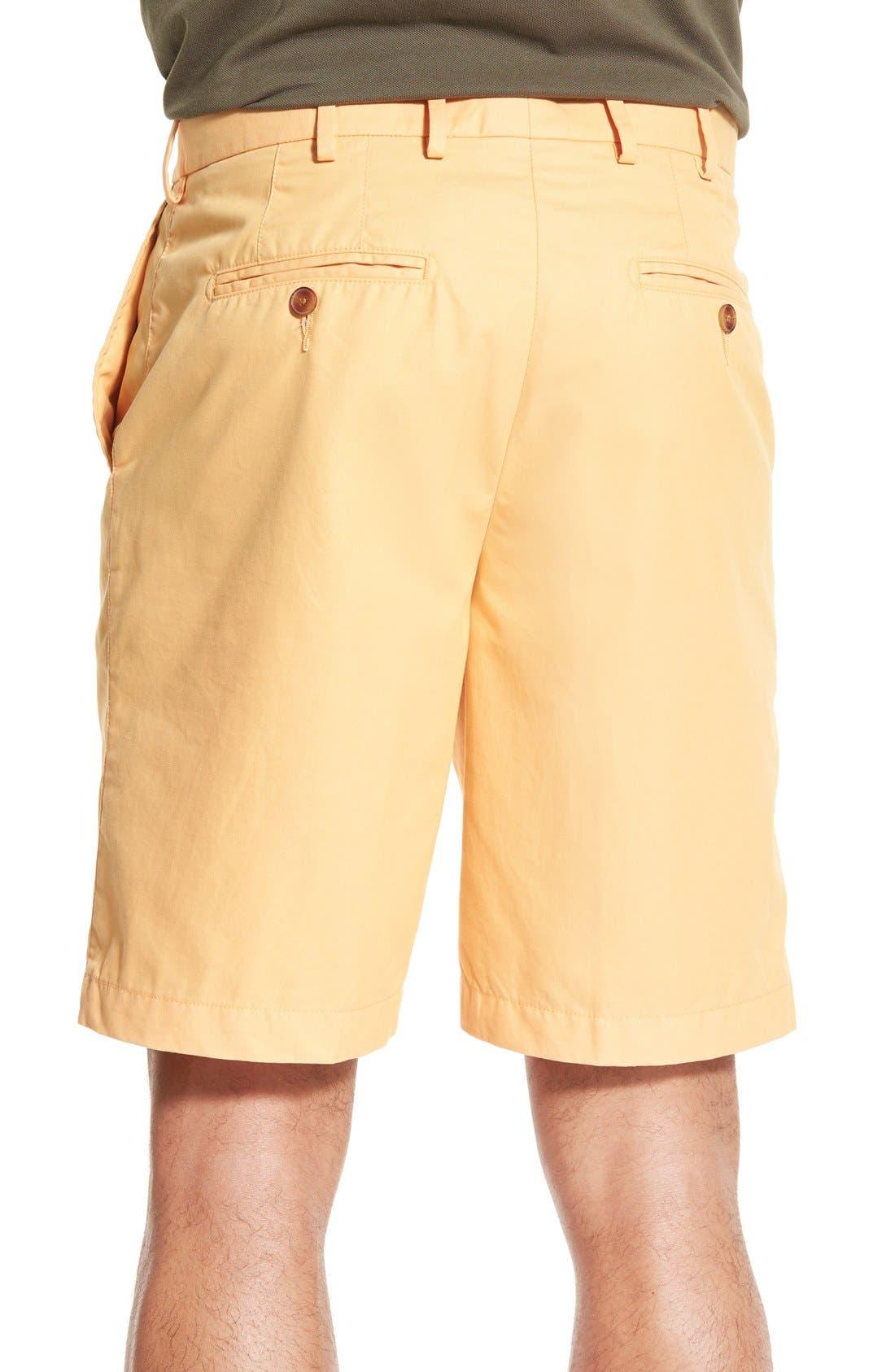 Alternate Image 2  - Peter Millar Pima Cotton Twill Shorts