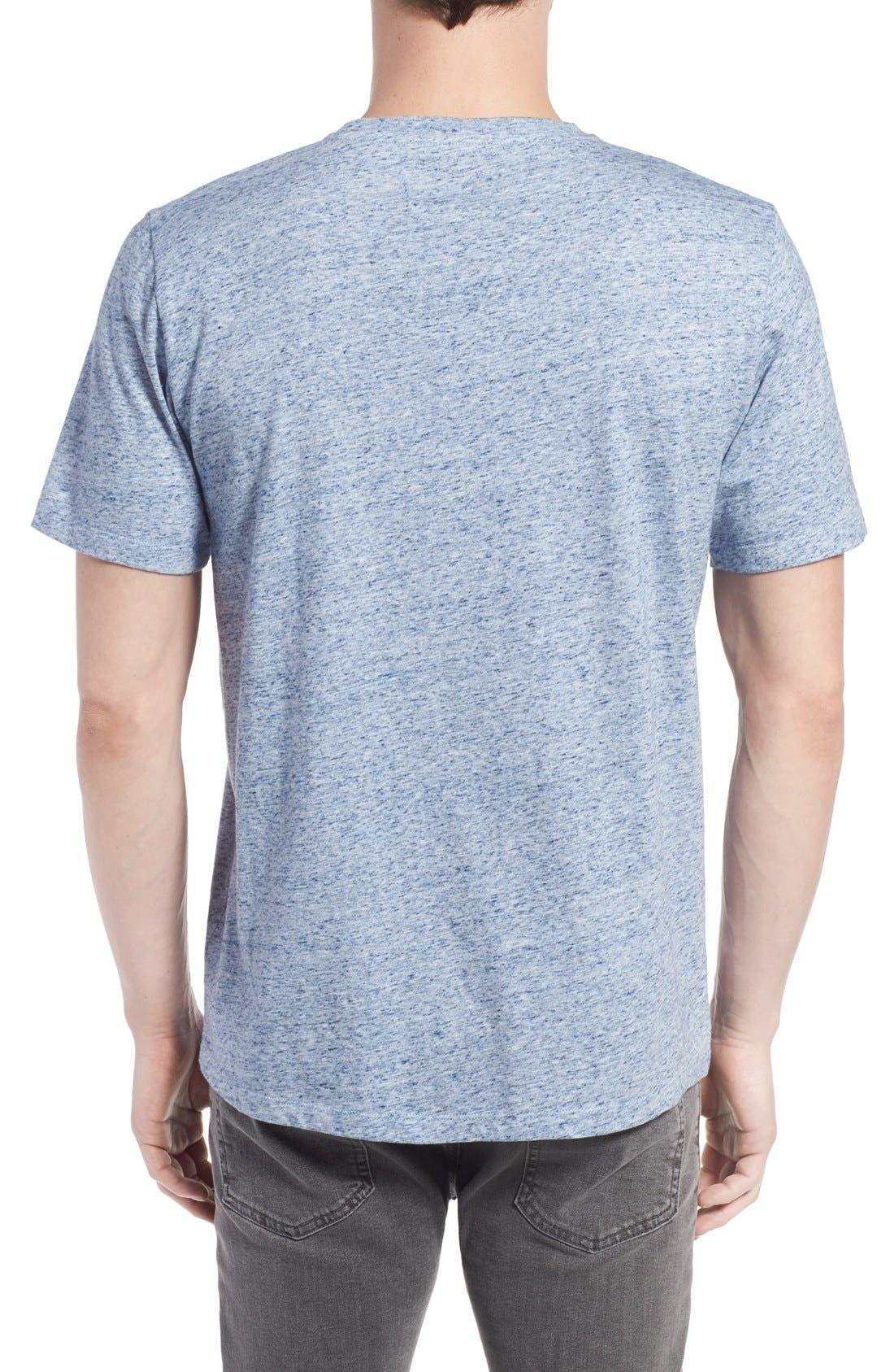 Alternate Image 2  - PRPS 'Catcher' Trim Fit Crewneck T-Shirt