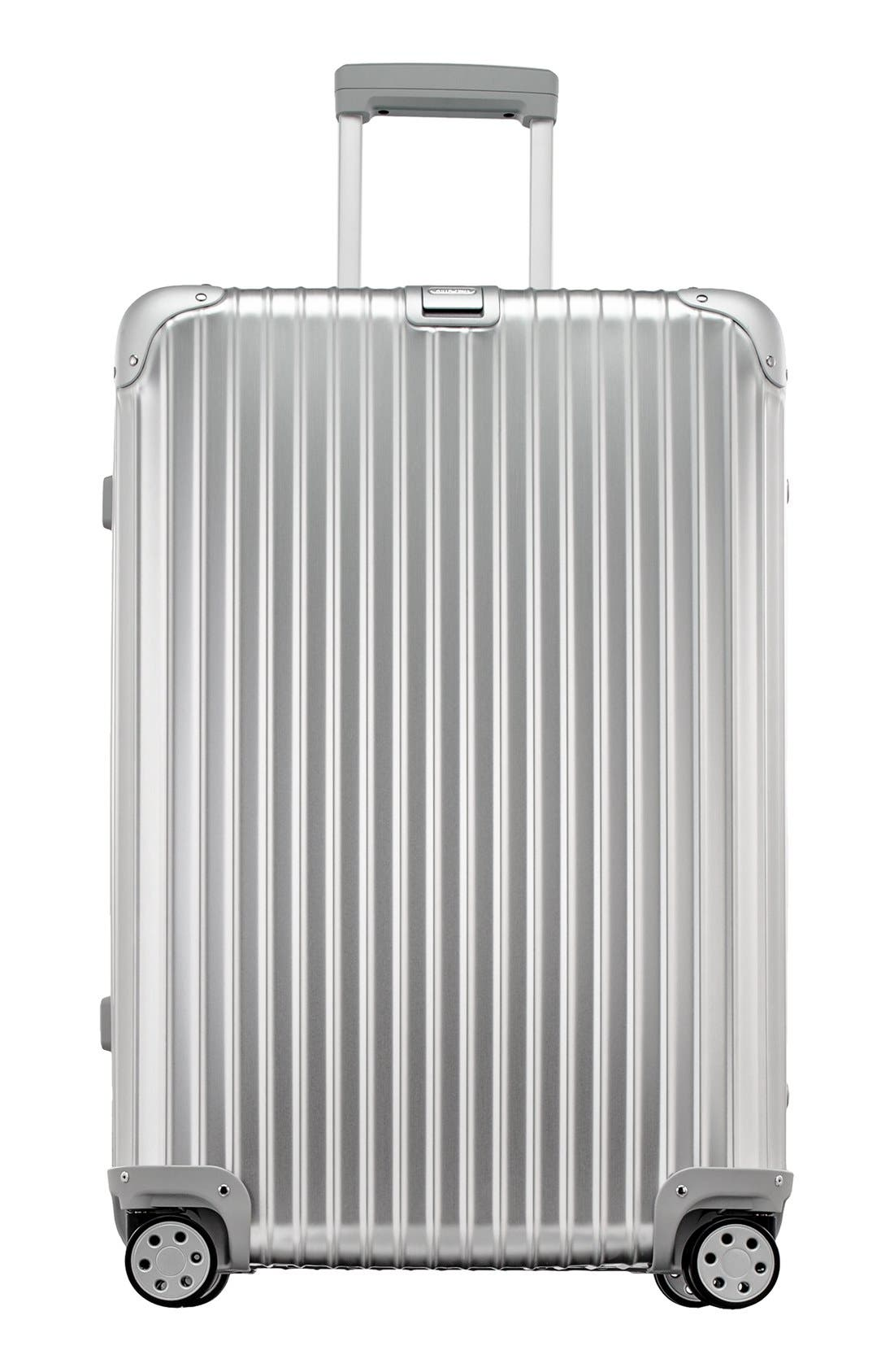 RIMOWA Topas 29-Inch Multiwheel® Aluminum Packing Case