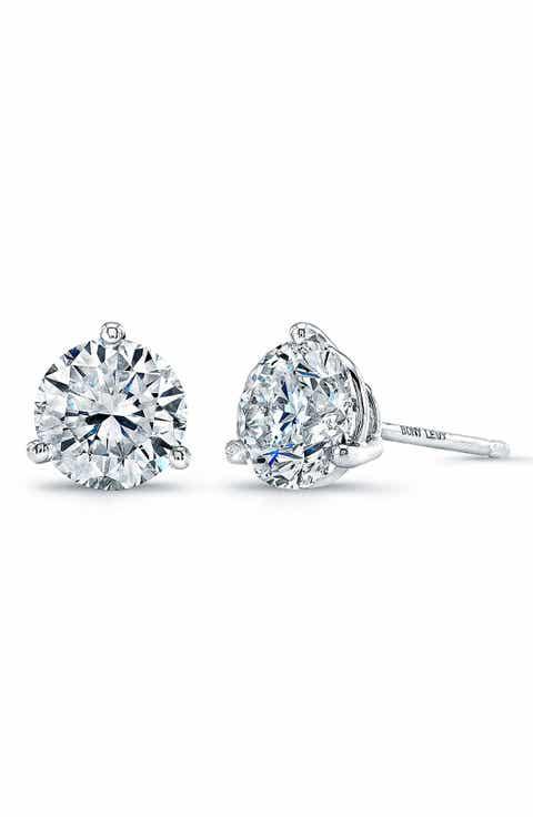 Bony Levy Diamond Stud Earrings Nordstrom Exclusive