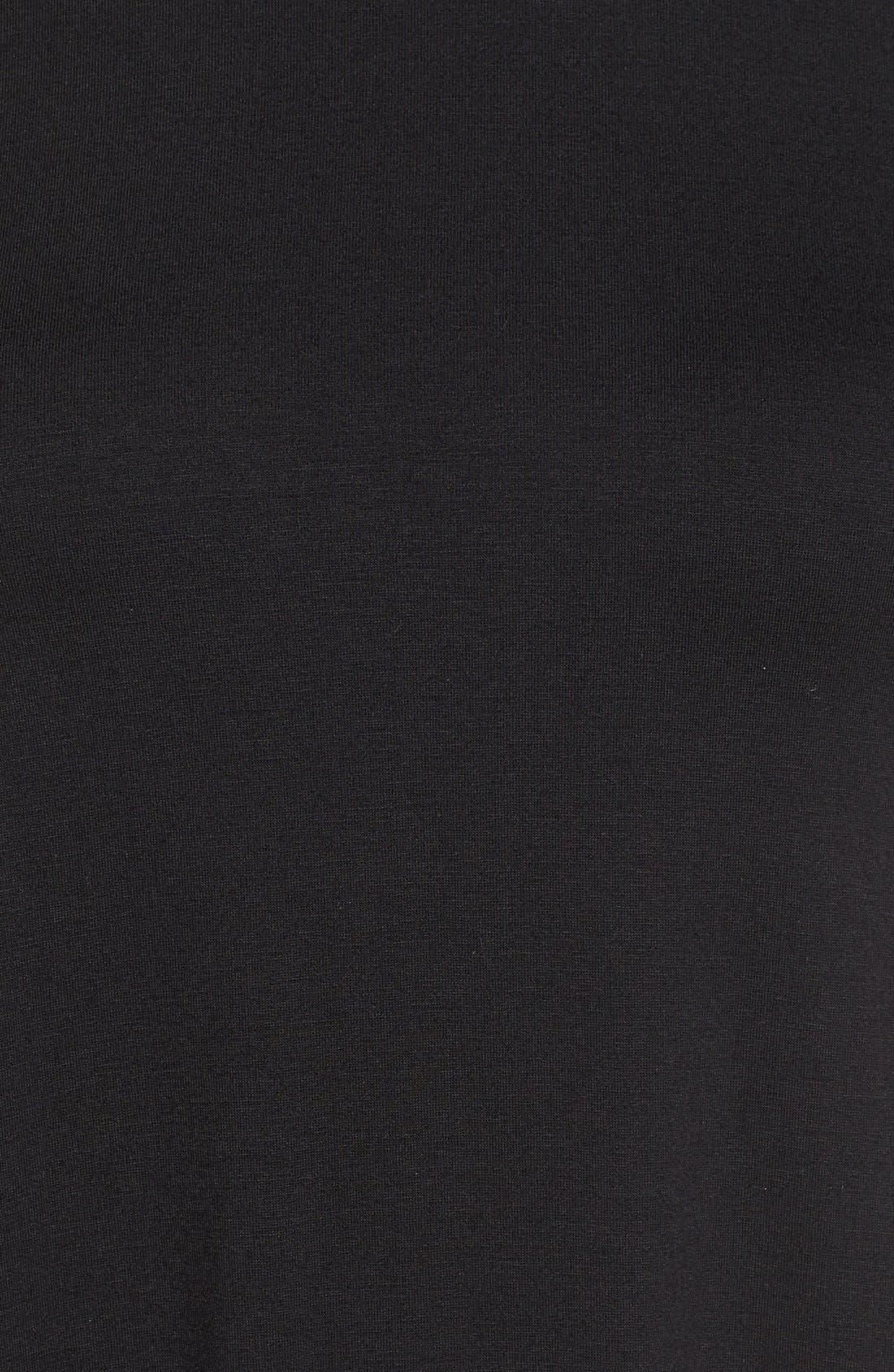 Alternate Image 5  - Karen Kane 'Maggie' Turtleneck Trapeze Dress