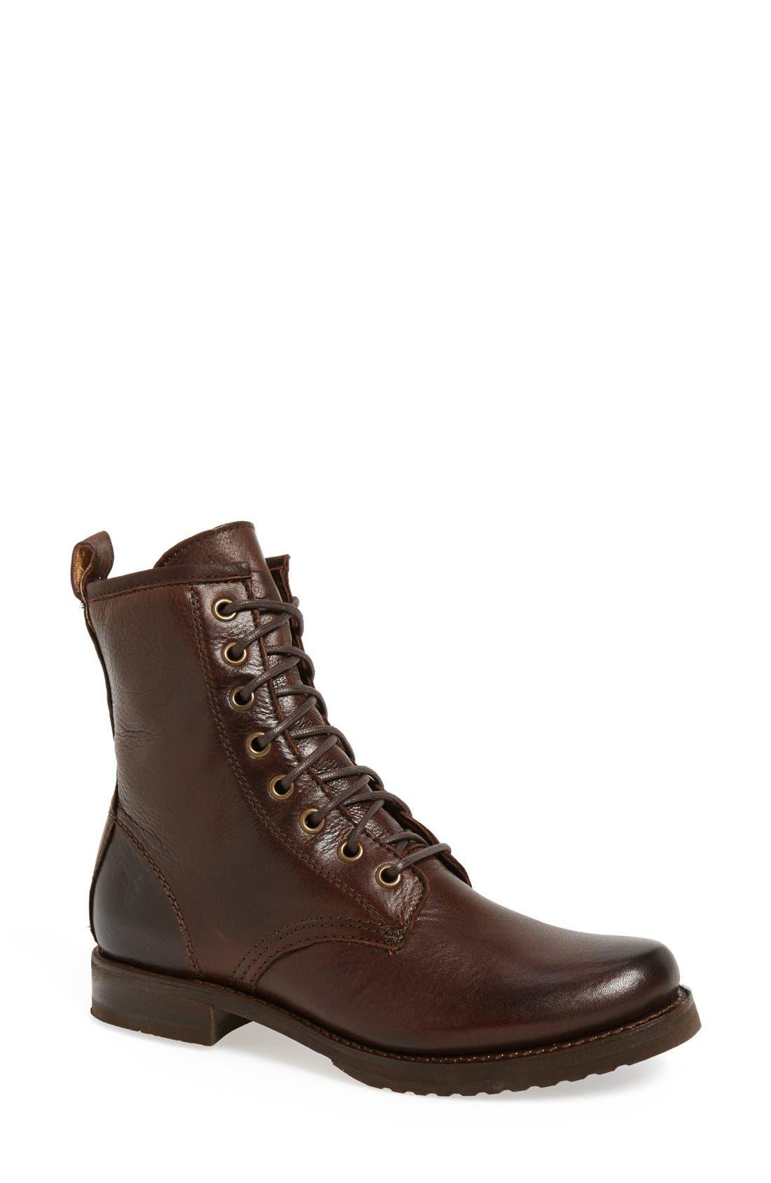 Frye 'Veronica Combat' Boot (Women)