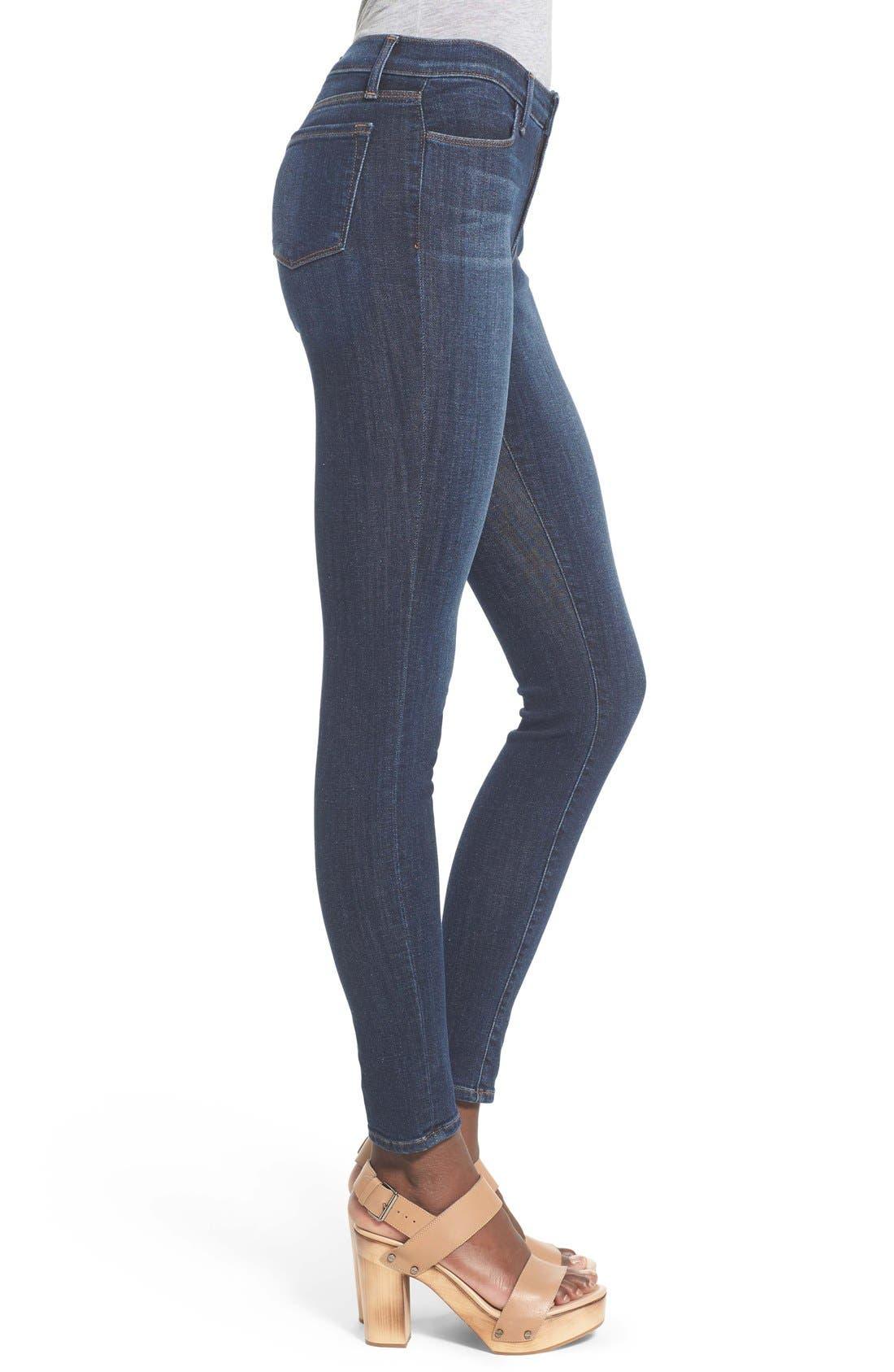 Alternate Image 3  - J Brand 'Maria' Skinny Jeans (Oblivion)