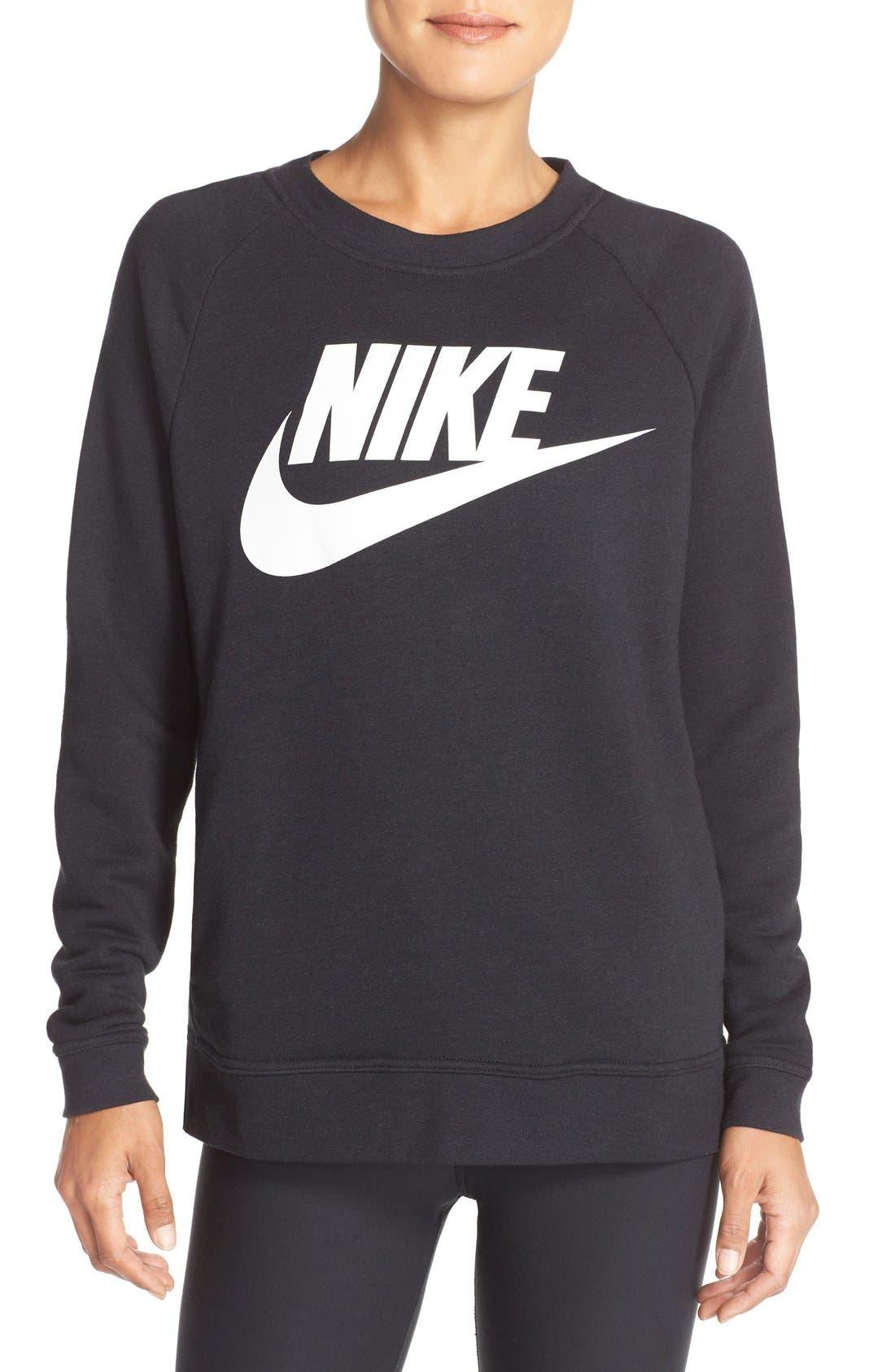 Alternate Image 1 Selected - Nike Modern Sweatshirt