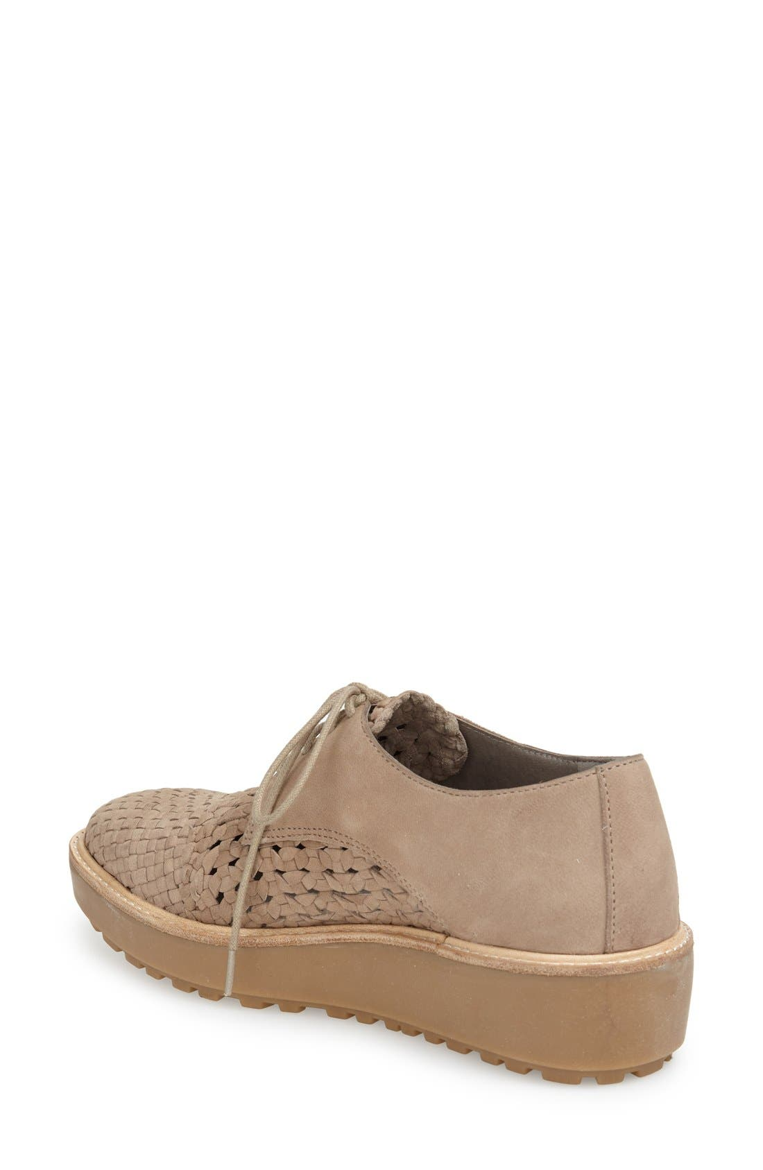 Alternate Image 2  - Eileen Fisher 'Oath' Platform Oxford (Women)