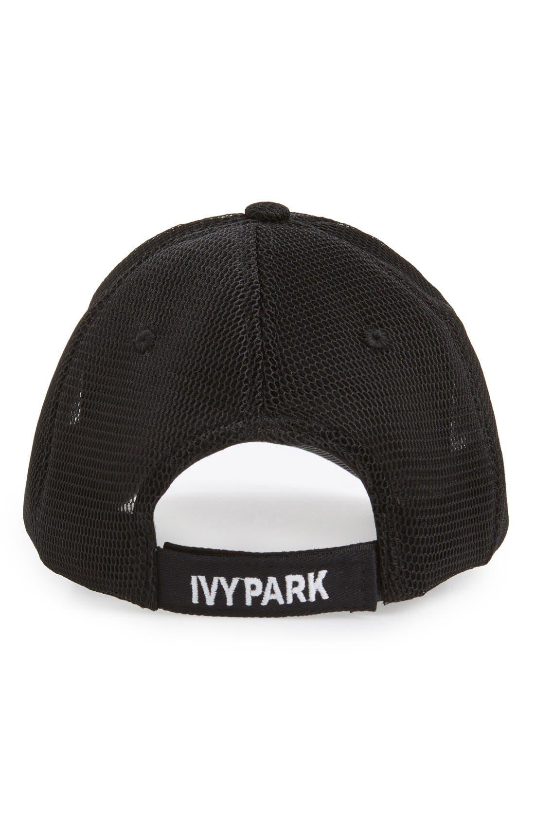 Alternate Image 2  - IVY PARK® Airtex Mesh Baseball Cap