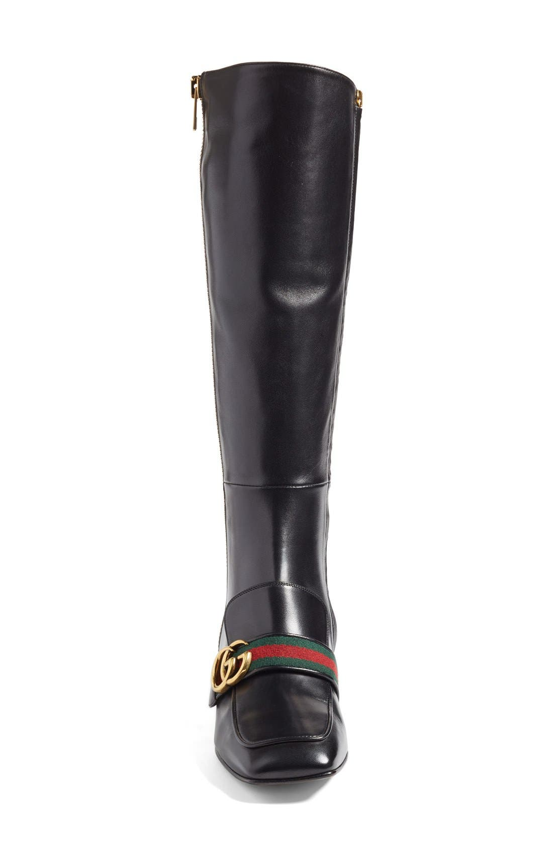 Alternate Image 3  - Gucci 'Peyton' Tall Boot (Women)