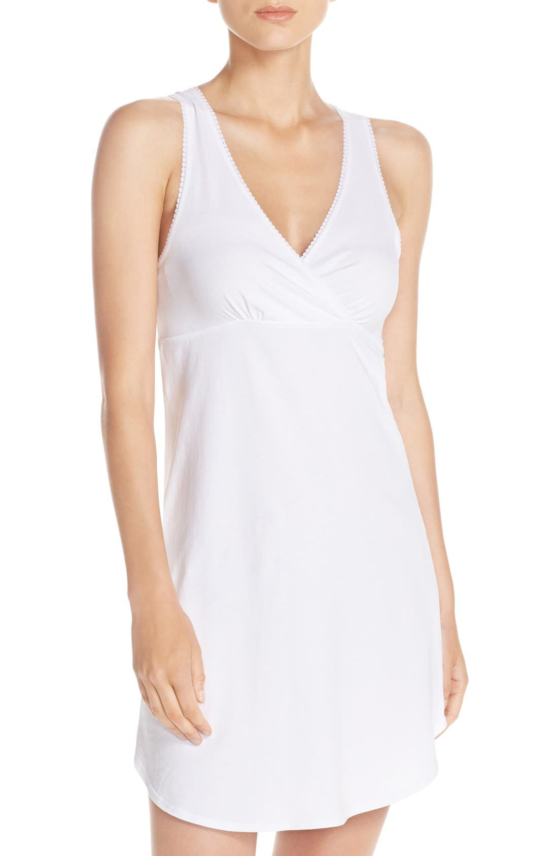 Naked Stretch Cotton Chemise