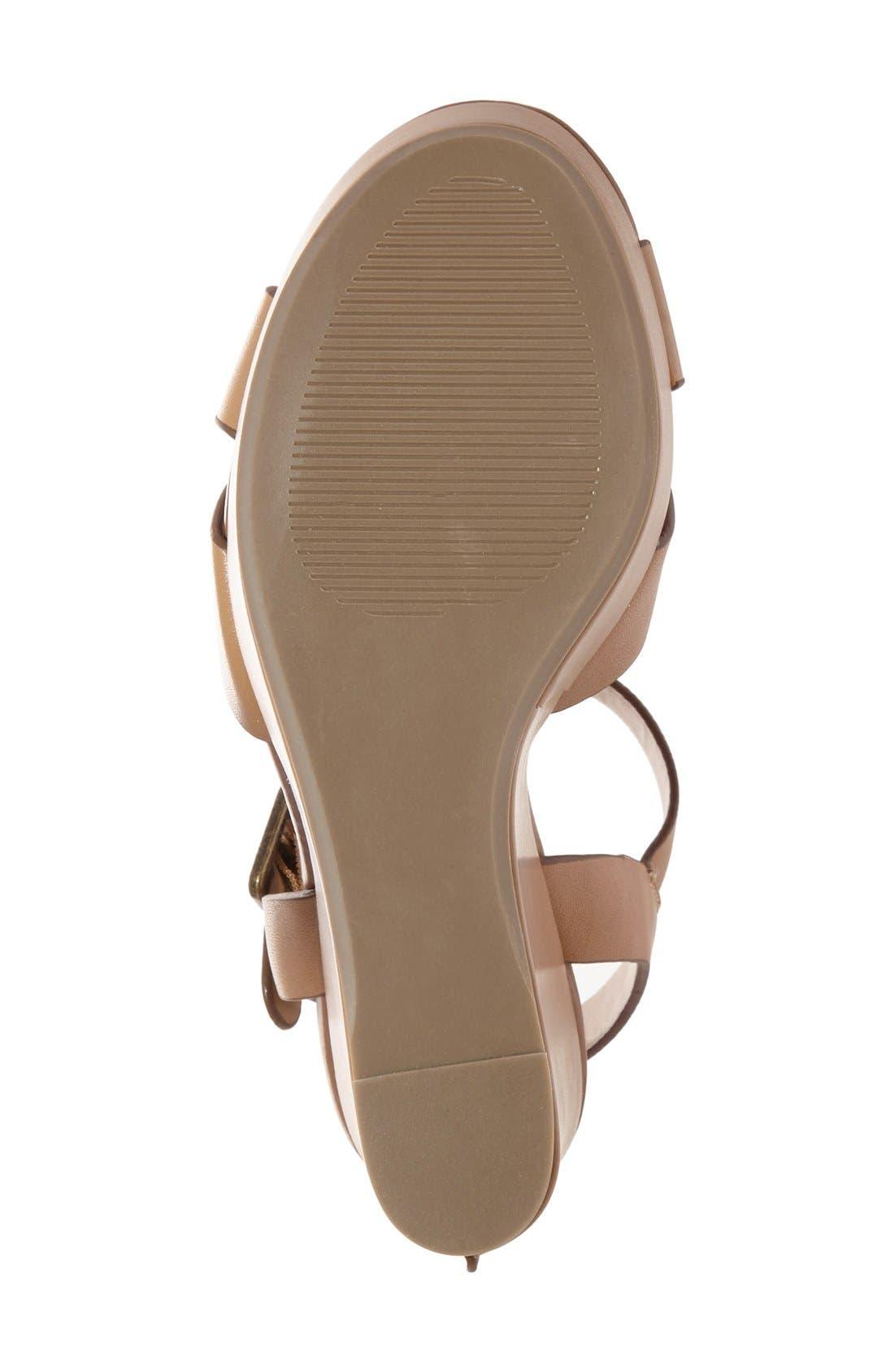 Alternate Image 4  - Steve Madden 'Keviee' Wedge Sandal (Women)