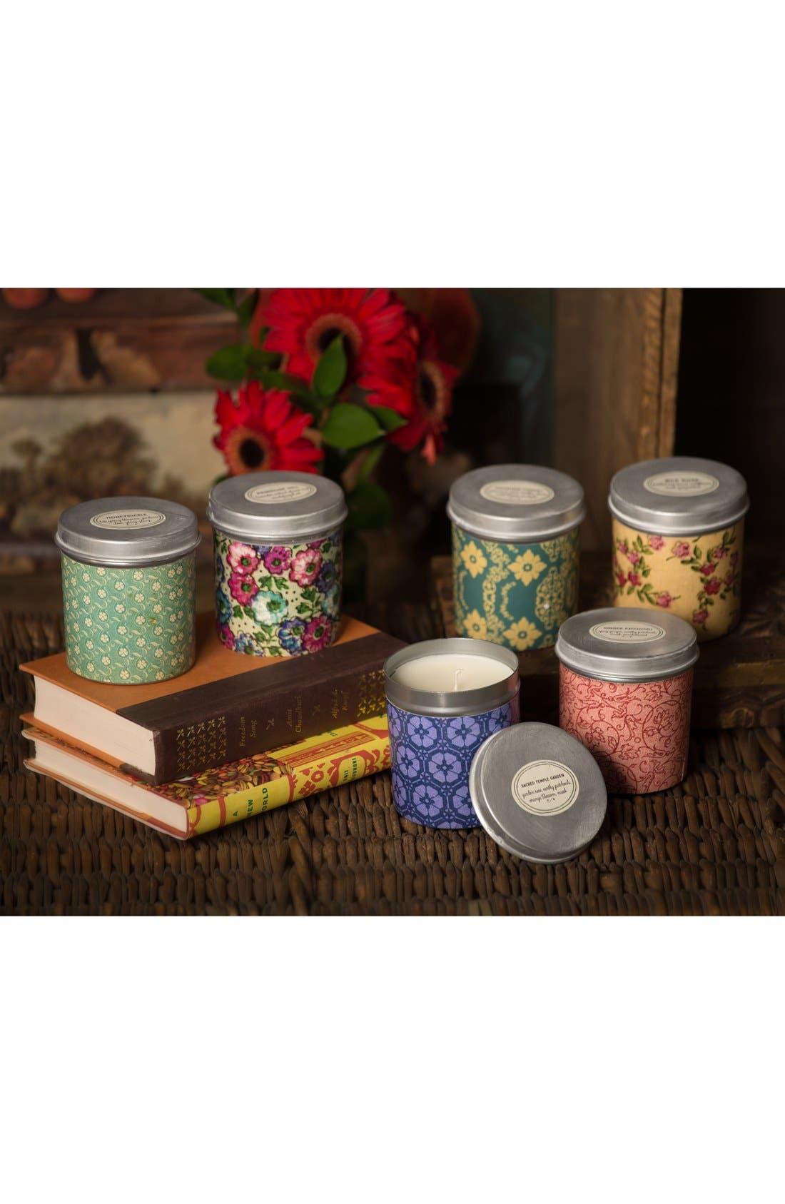 Alternate Image 2  - Himalayan Trading Post 'Tea Time' Scented Tin Candle
