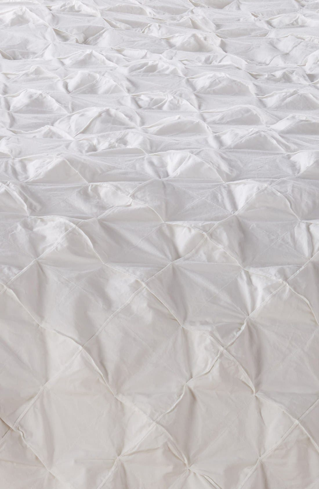Alternate Image 3  - Nordstrom at Home 'Hobnail' Duvet Cover