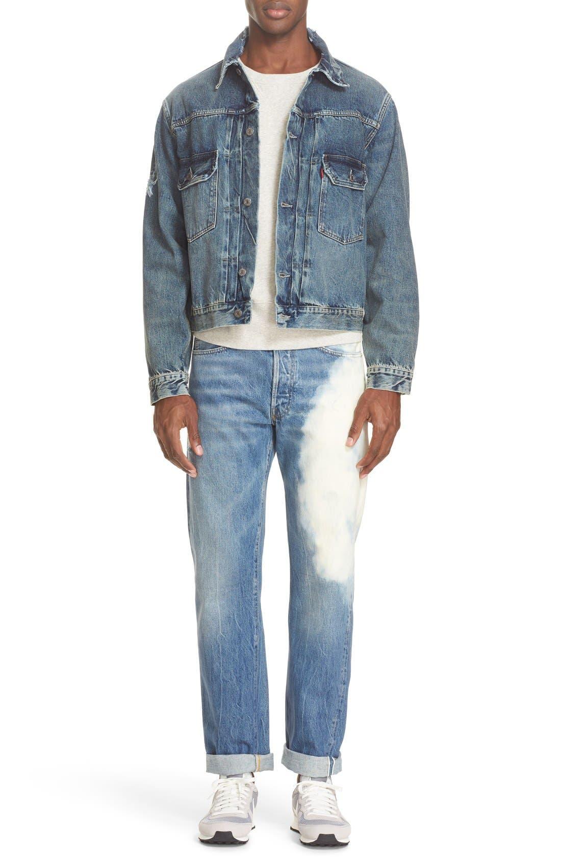 Alternate Image 6  - Levi's® Vintage Clothing Bay Meadows Sweatshirt