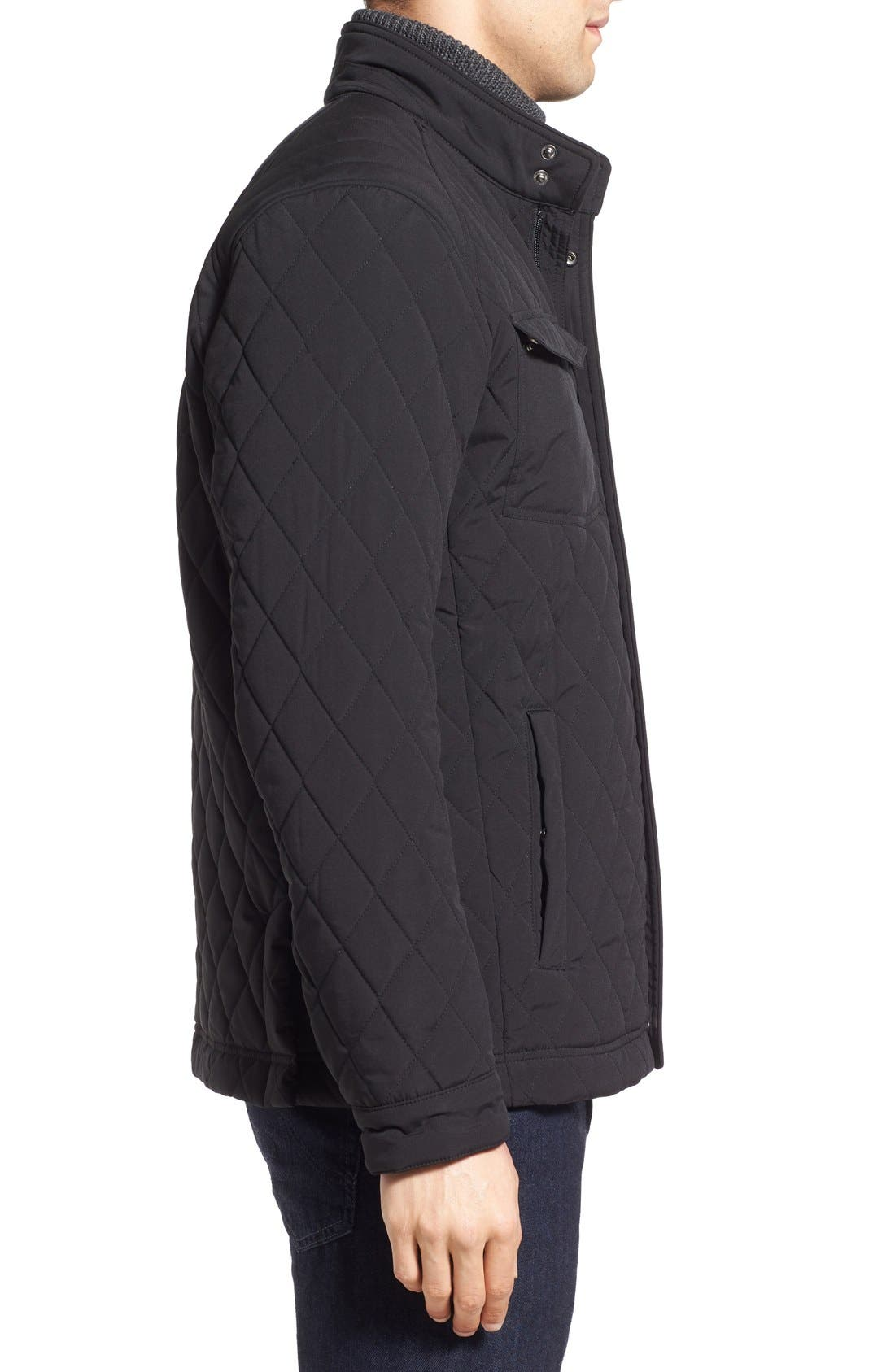 Alternate Image 3  - Tumi Quilted Moto Jacket