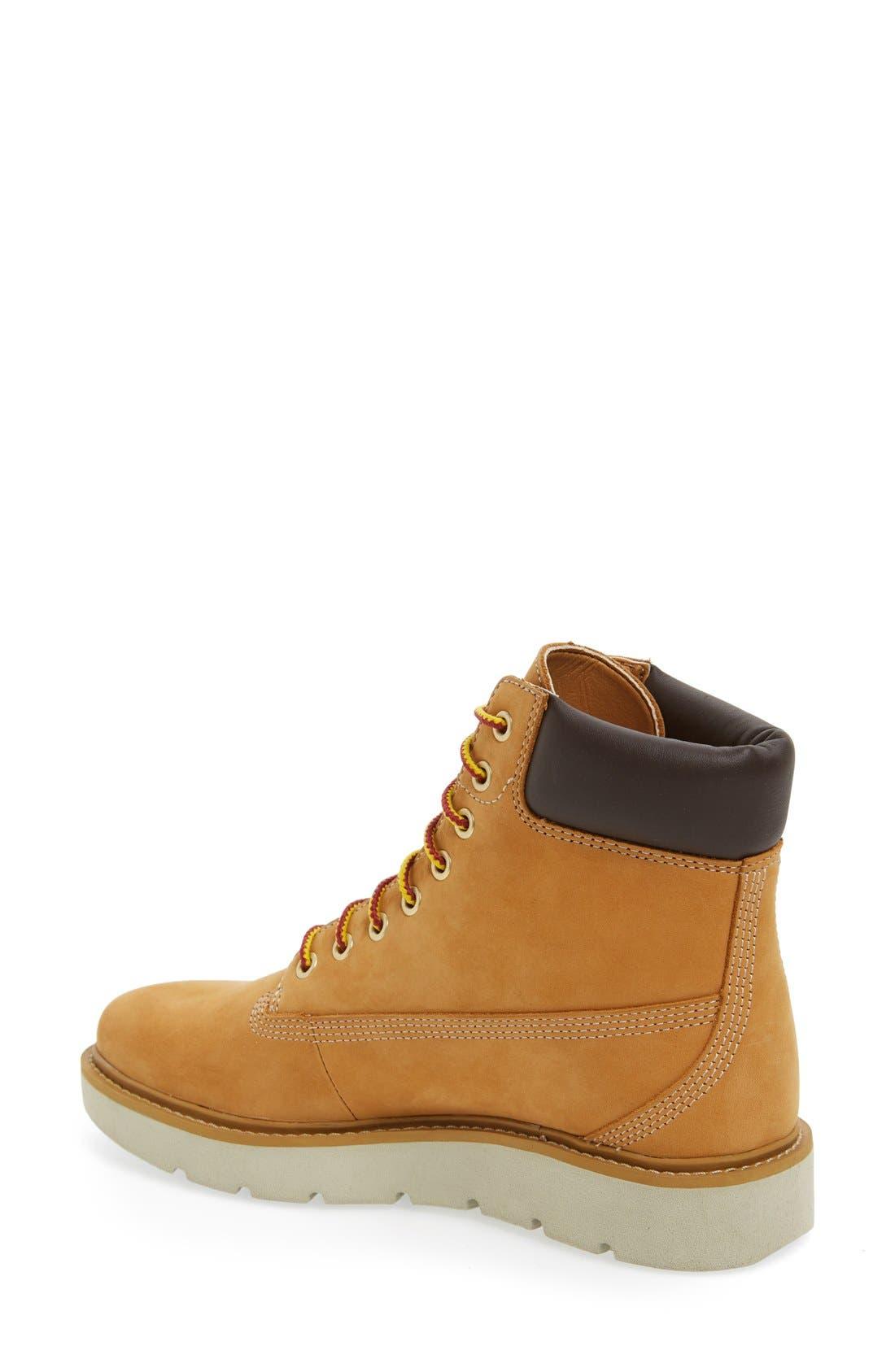 Alternate Image 2  - Timberland 'Kenniston' Lace-Up Boot (Women)