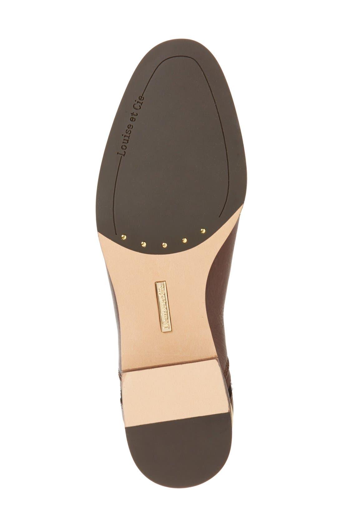 Alternate Image 4  - Louise et Cie 'Zavier' Chelsea Boot (Women)