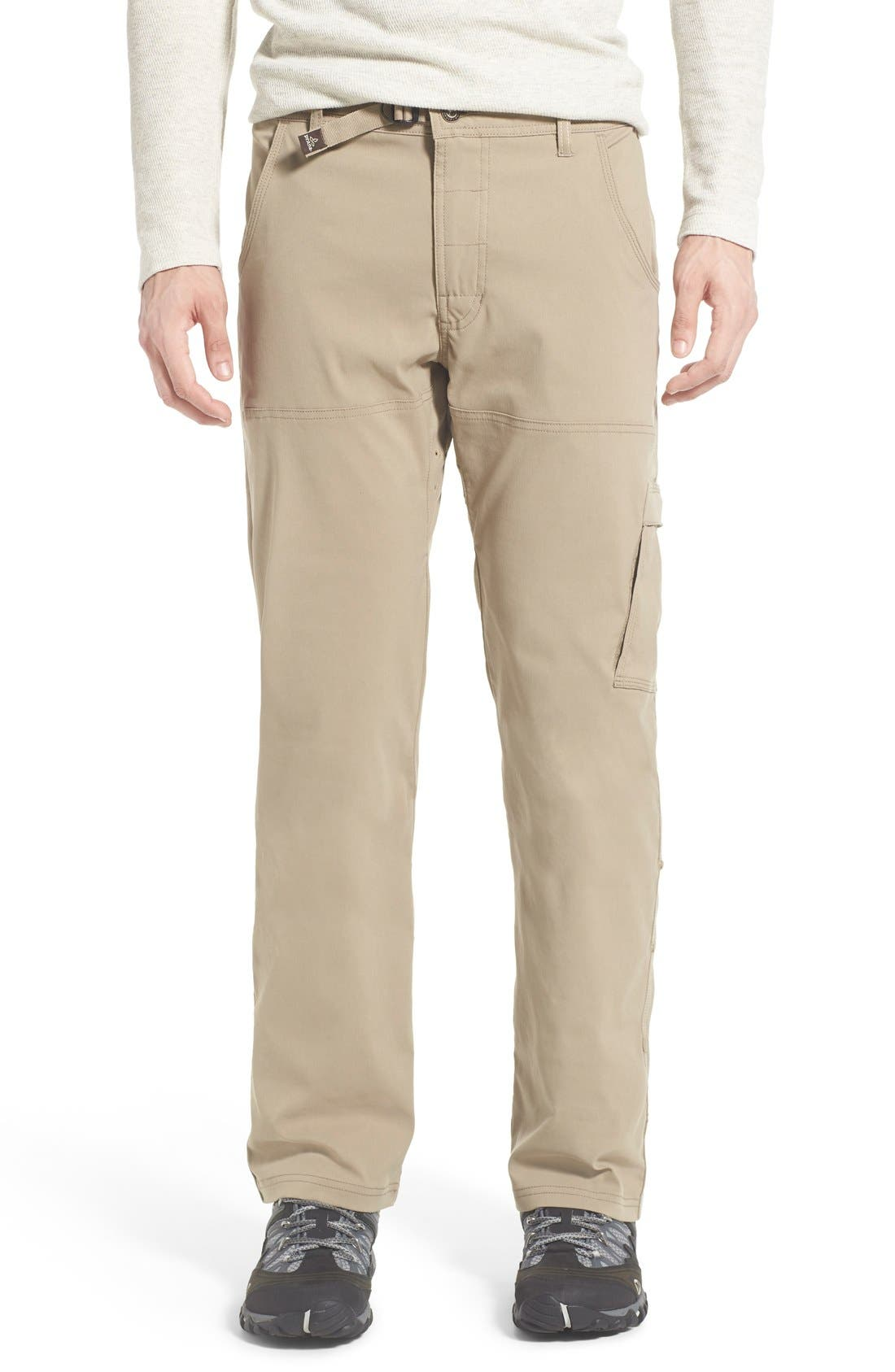 Alternate Image 1 Selected - prAna Zion Stretch Pants