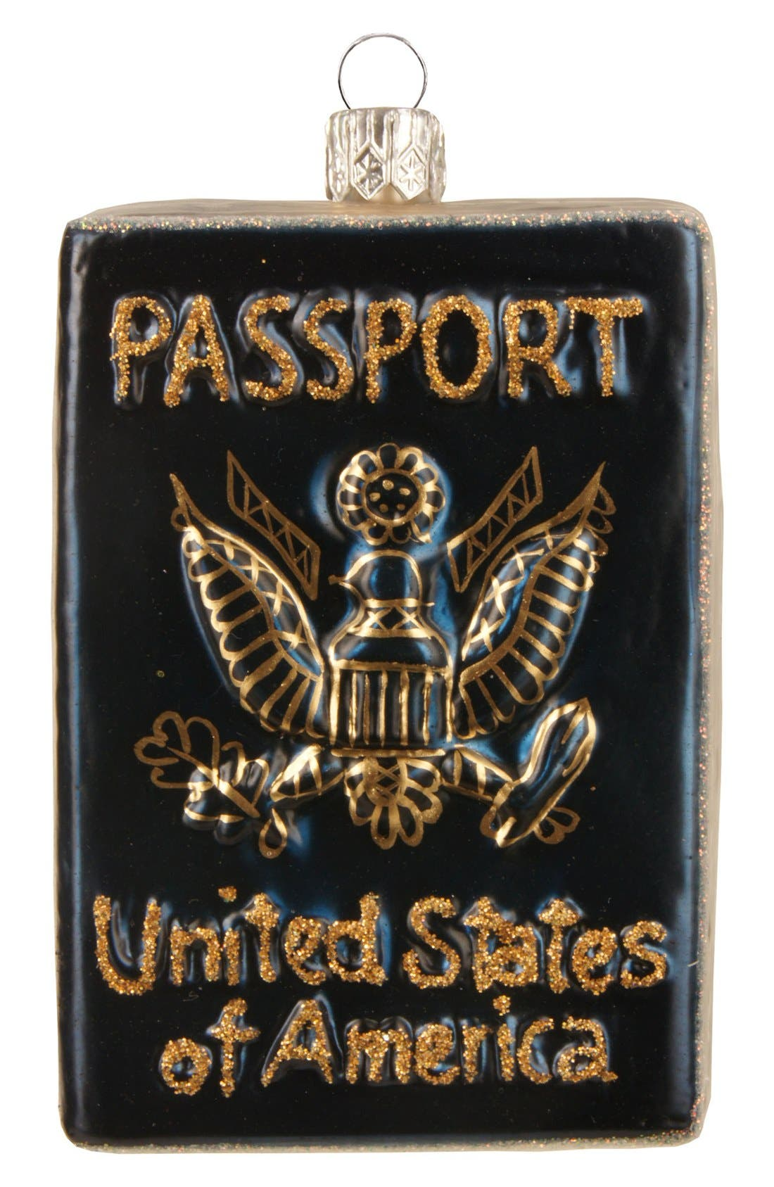 Nordstrom at Home 'USA Passport' Ornament