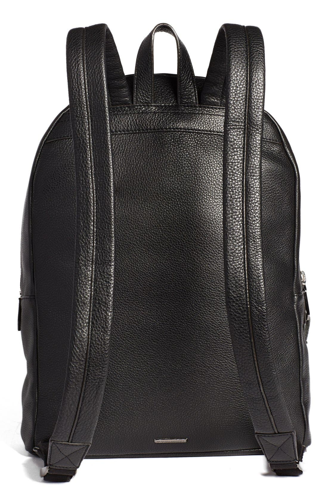 Alternate Image 3  - Rebecca Minkoff 'Always On Regan' Leather Backpack