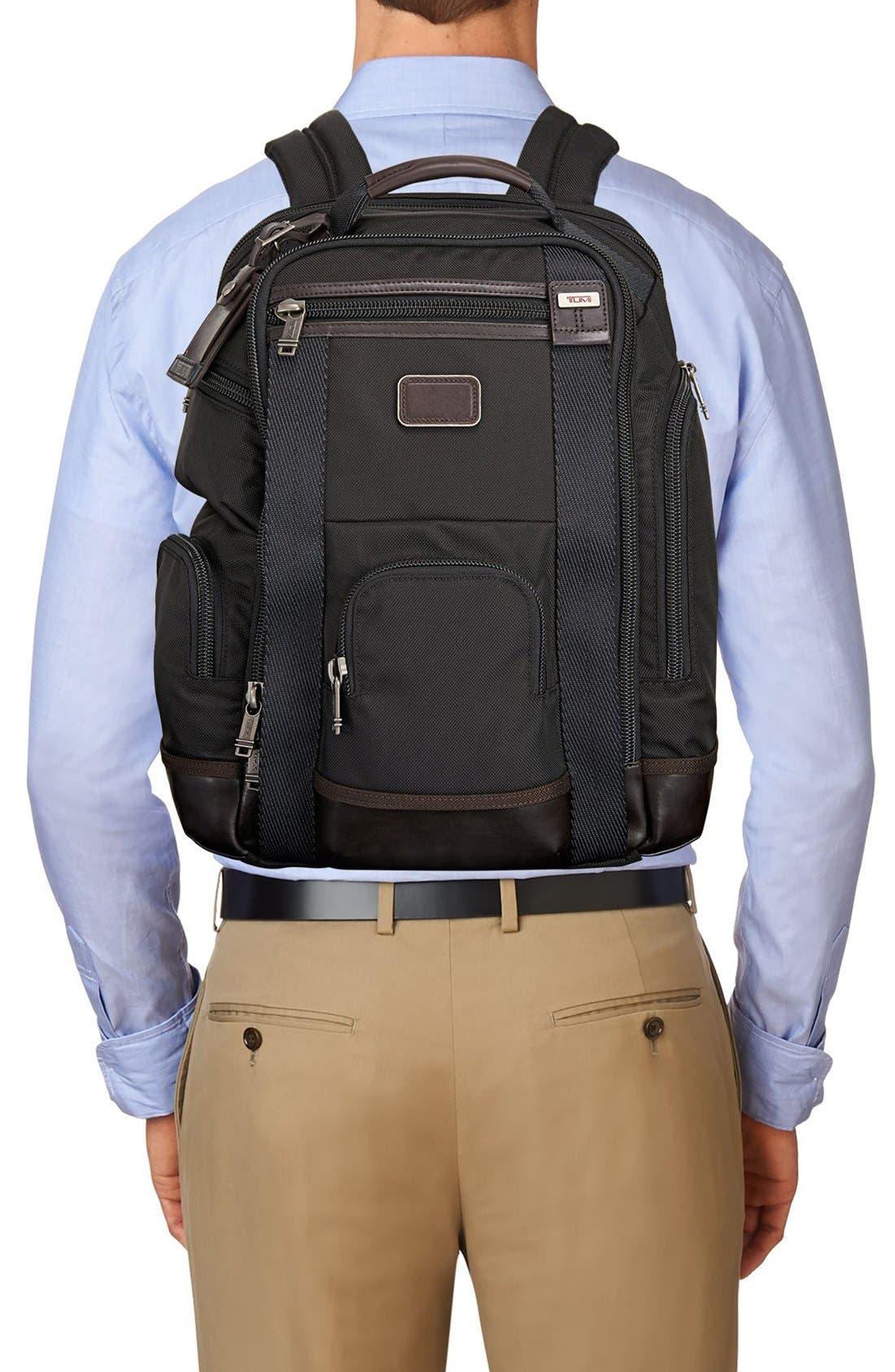 Alternate Image 2  - Tumi Alpha Bravo Shaw Deluxe Backpack