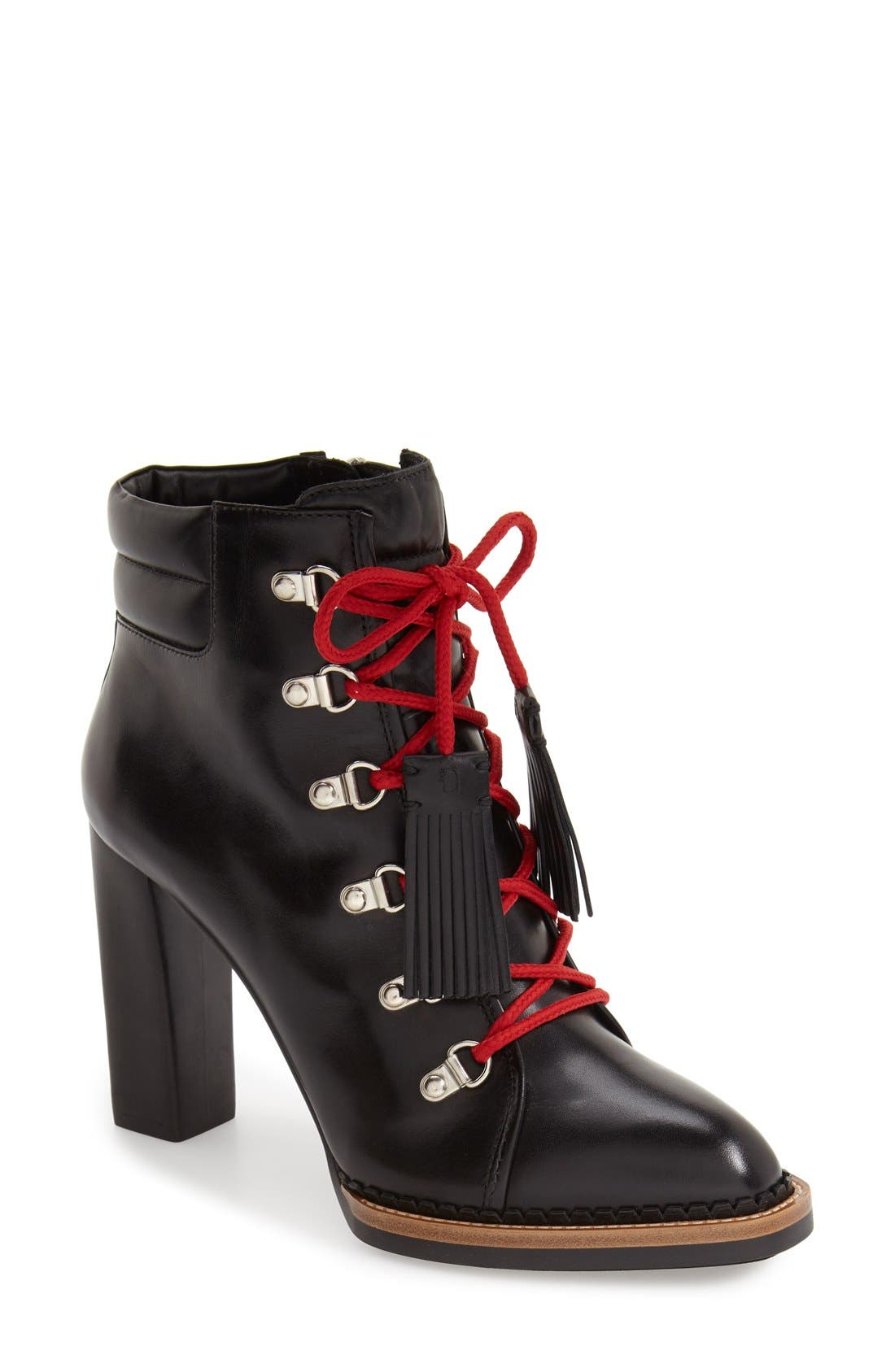 Main Image - Tod's 'Gomma' Pointy Toe Bootie (Women)