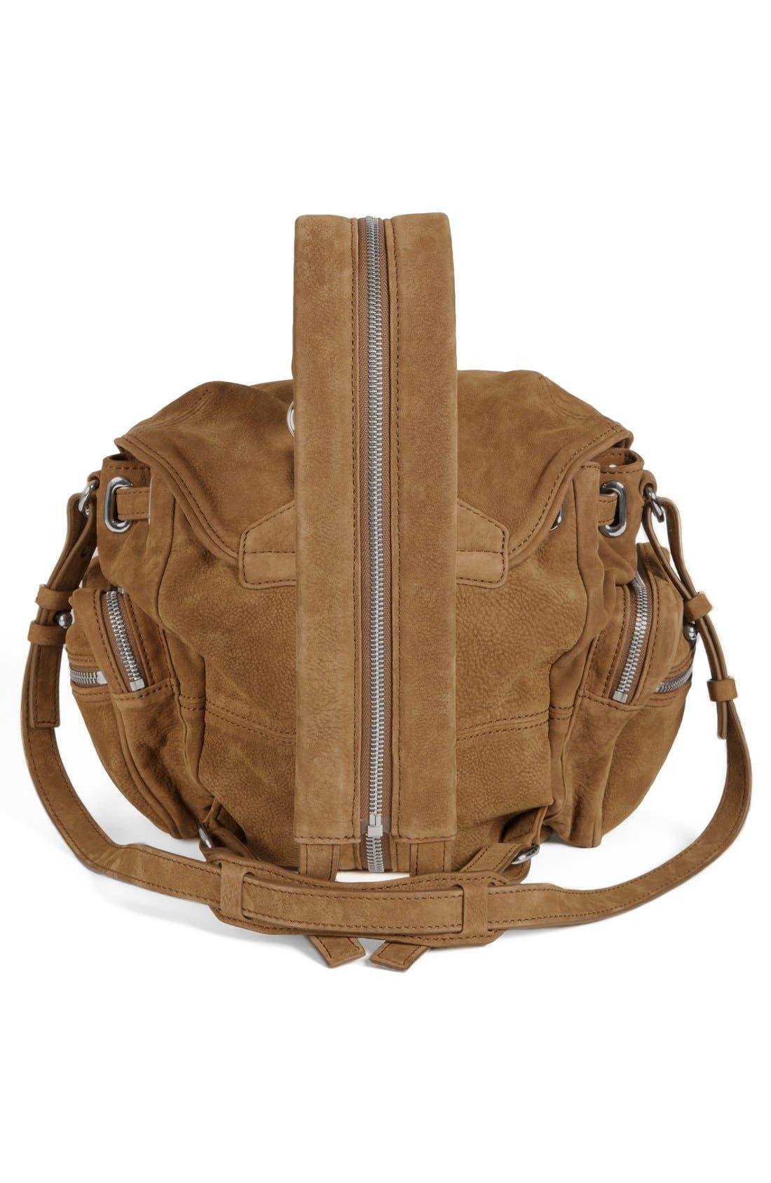 Alternate Image 3  - Alexander Wang 'Mini Marti' Nubuck Leather Backpack