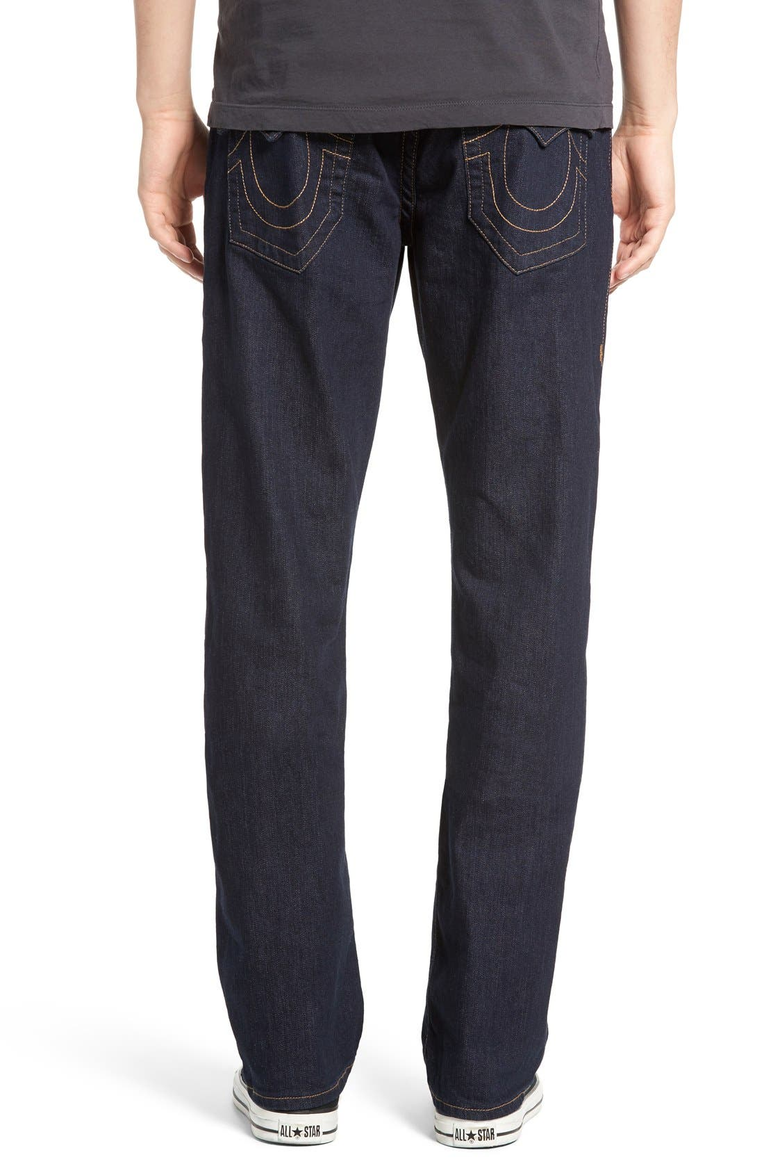 Alternate Image 2  - True Religion Brand Jeans Ricky Relaxed Fit Jeans (2S Body Rinse)