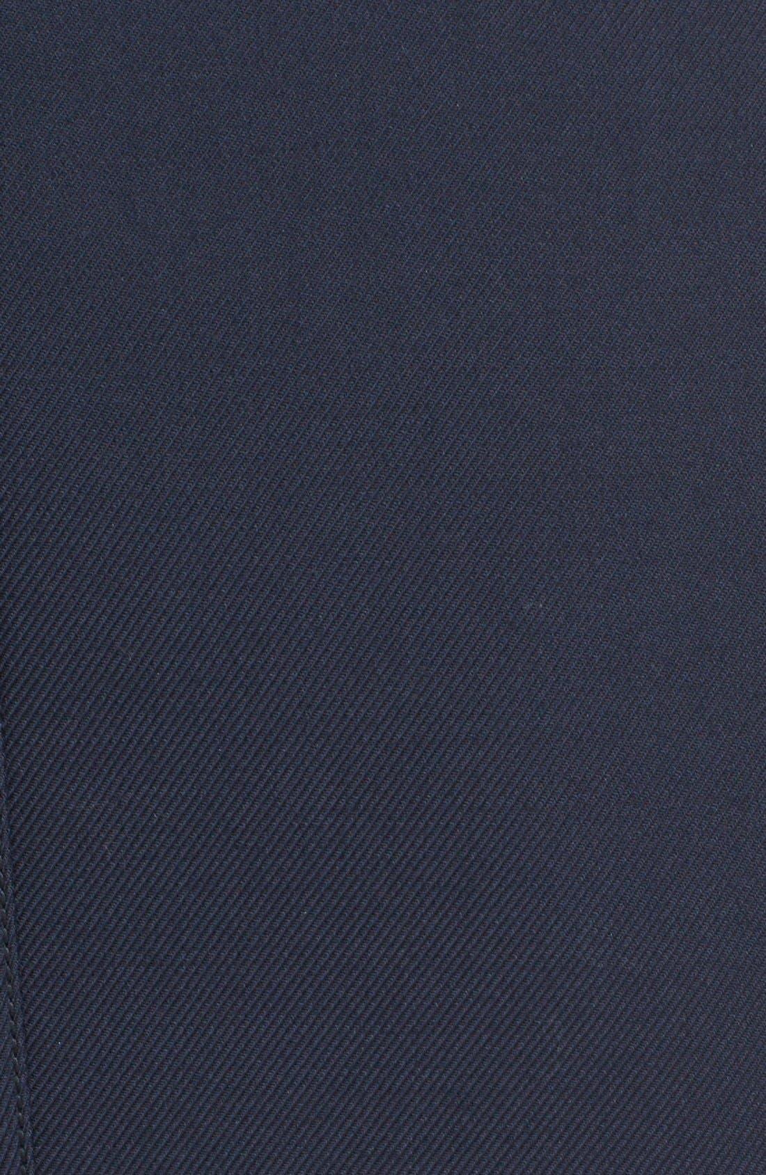 Alternate Image 3  - Burberry 'Drumfield' Twill Coat