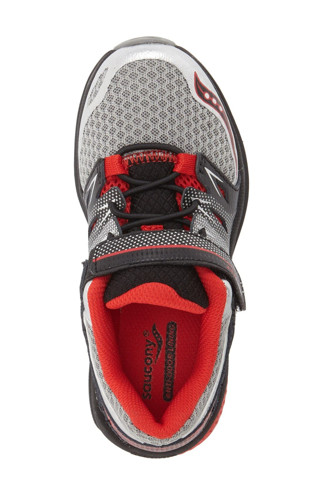'Zealot 2 AC' Running Shoe,                             Alternate thumbnail 3, color,                             Grey/ Red